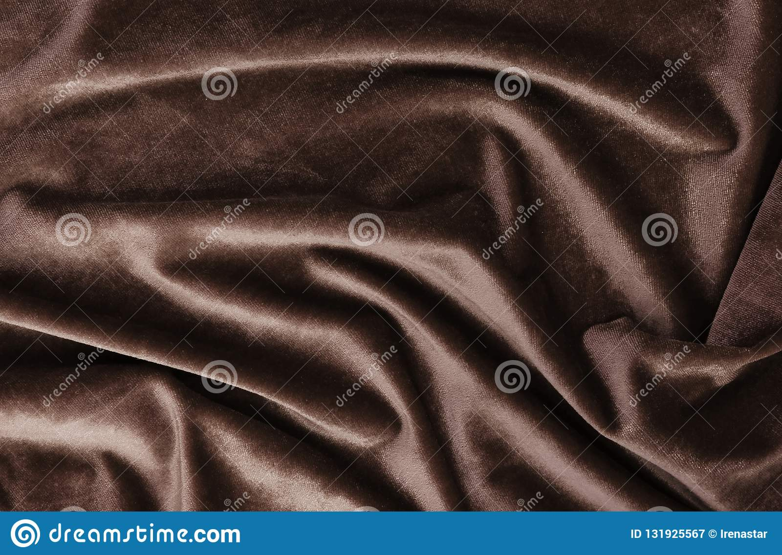 Velvet background, texture, brown color, expensive luxury, fabric,