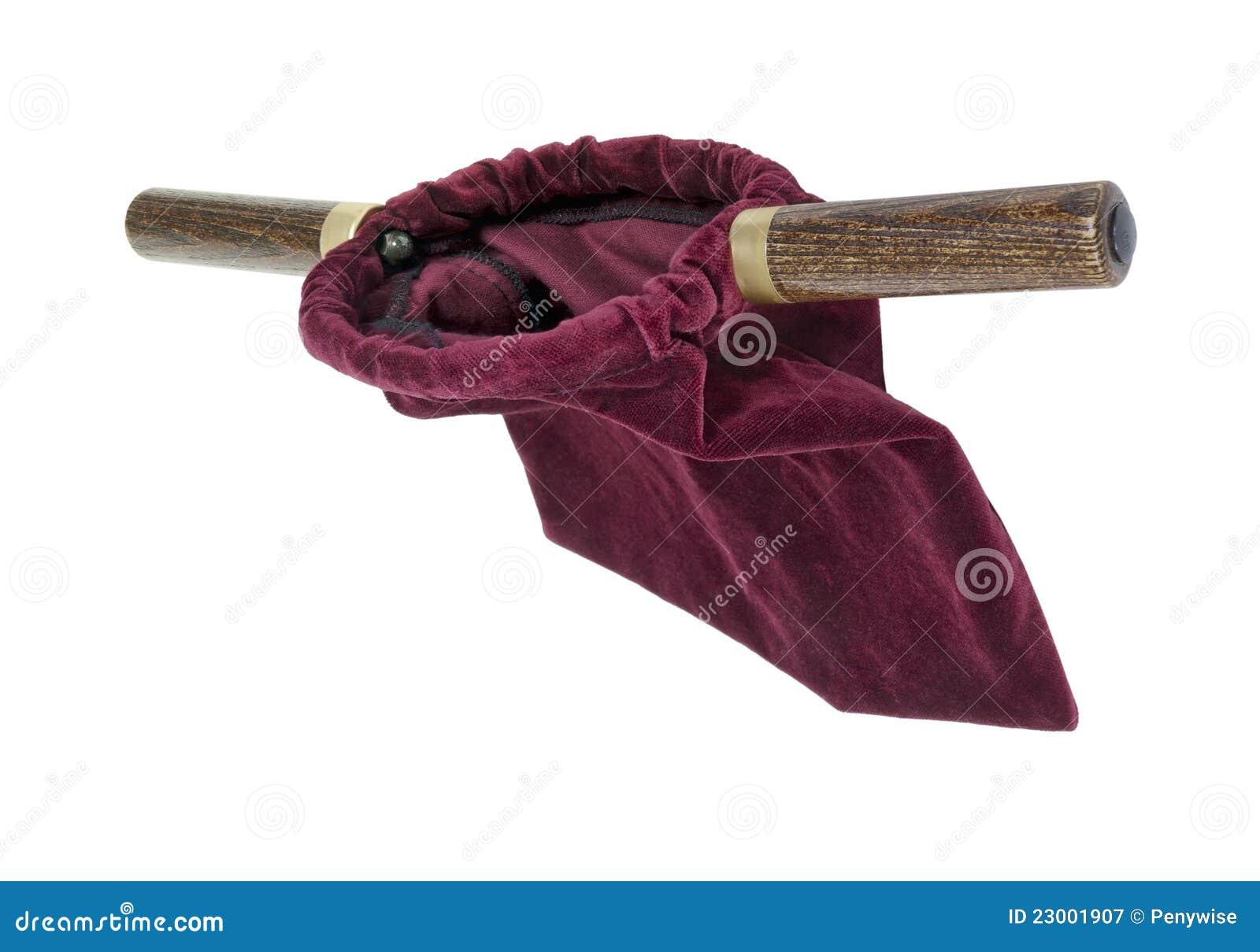 Velvet Offering Bag stock image. Image of fees, tithe ...
