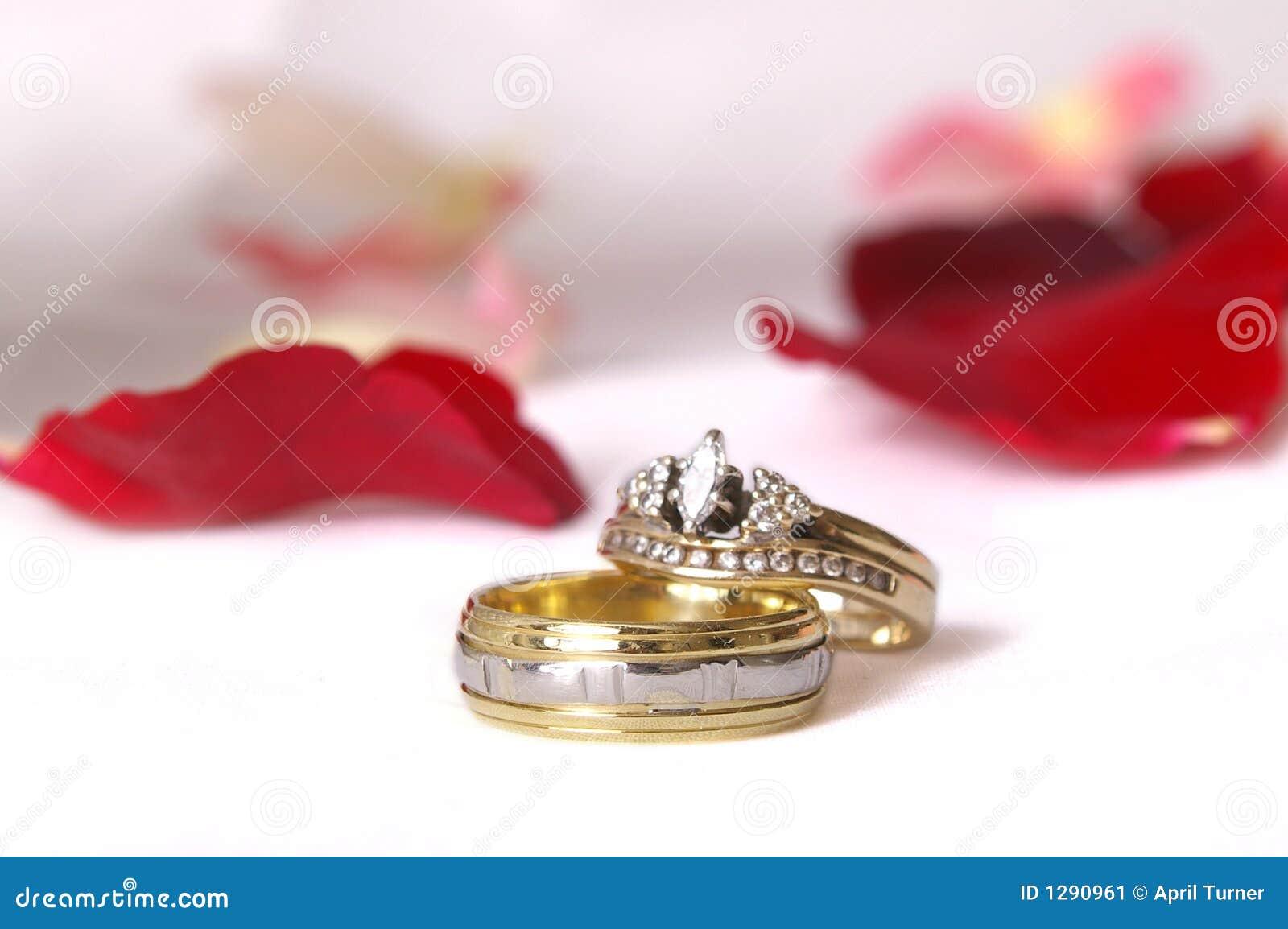 Vendas de boda del Alto-Clave