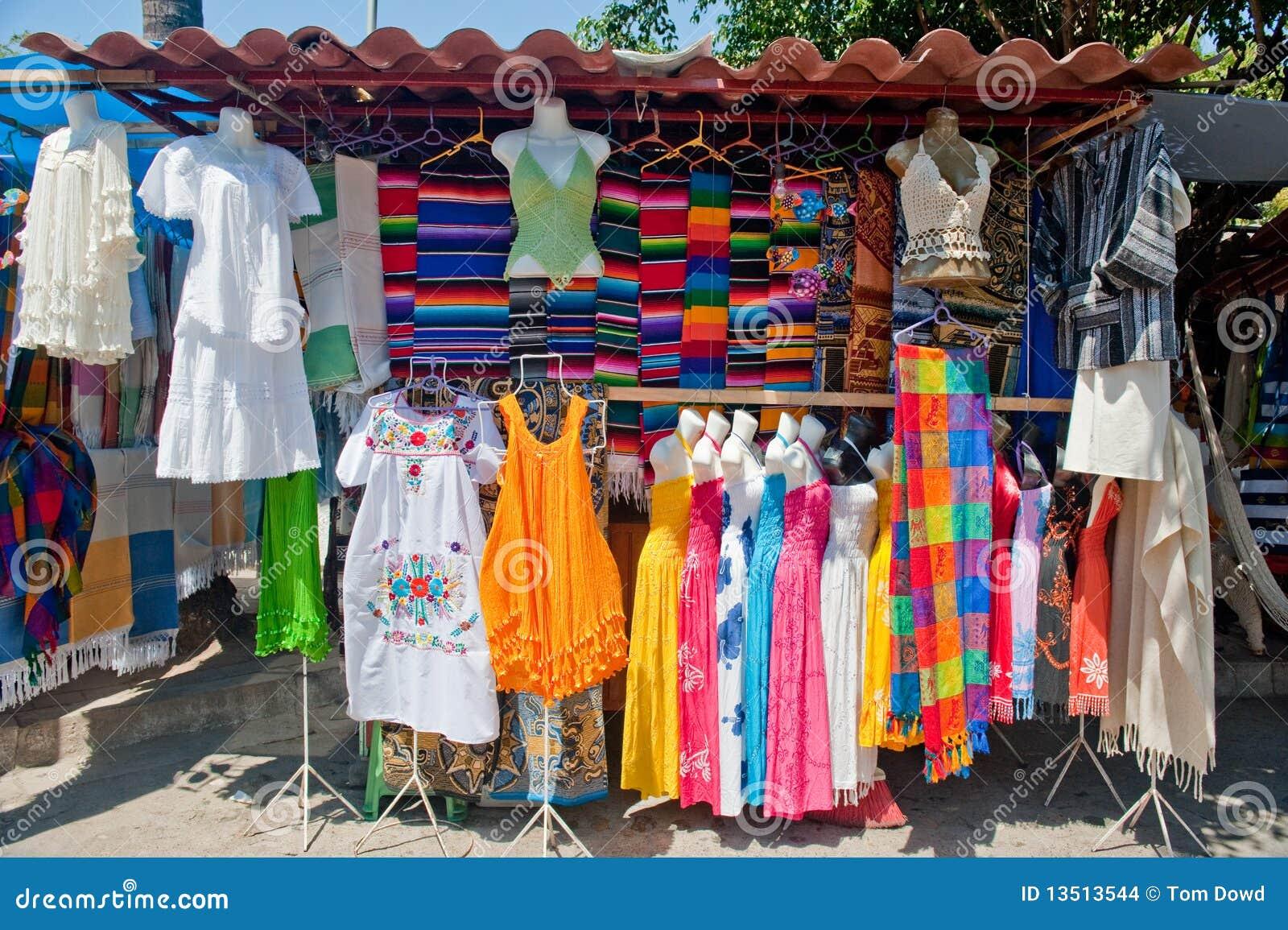 Vendedor ambulante en México
