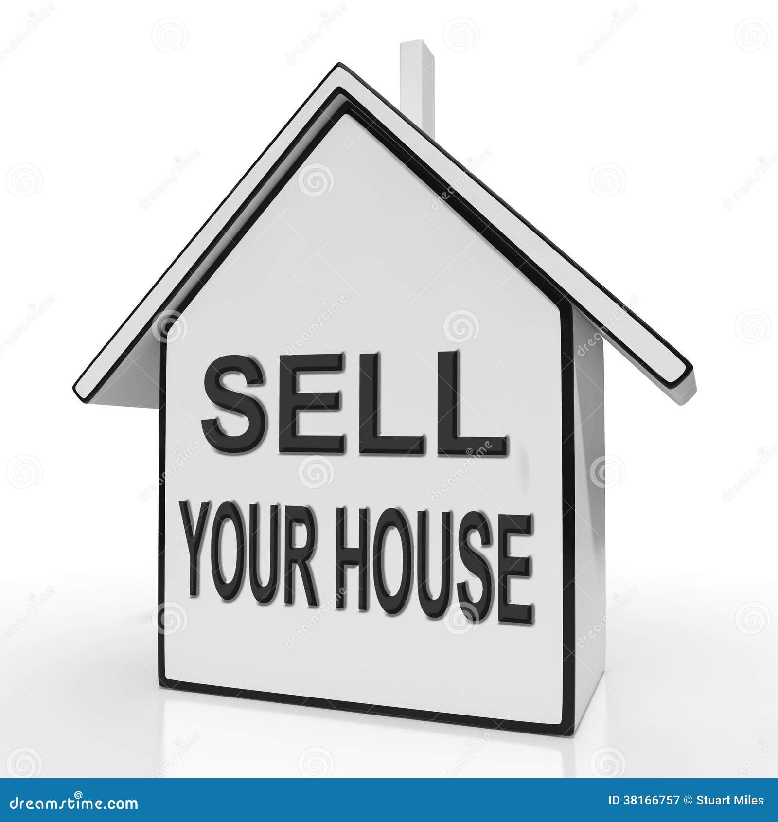 Vendi le vostre manifestazioni della casa della Camera che elencano Real Estate