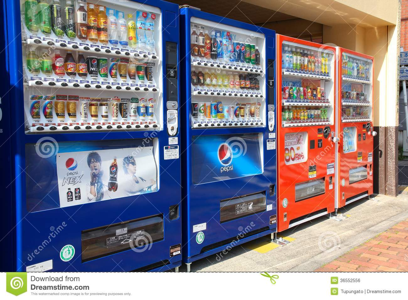 Business Proposal Letter For Vending Machine