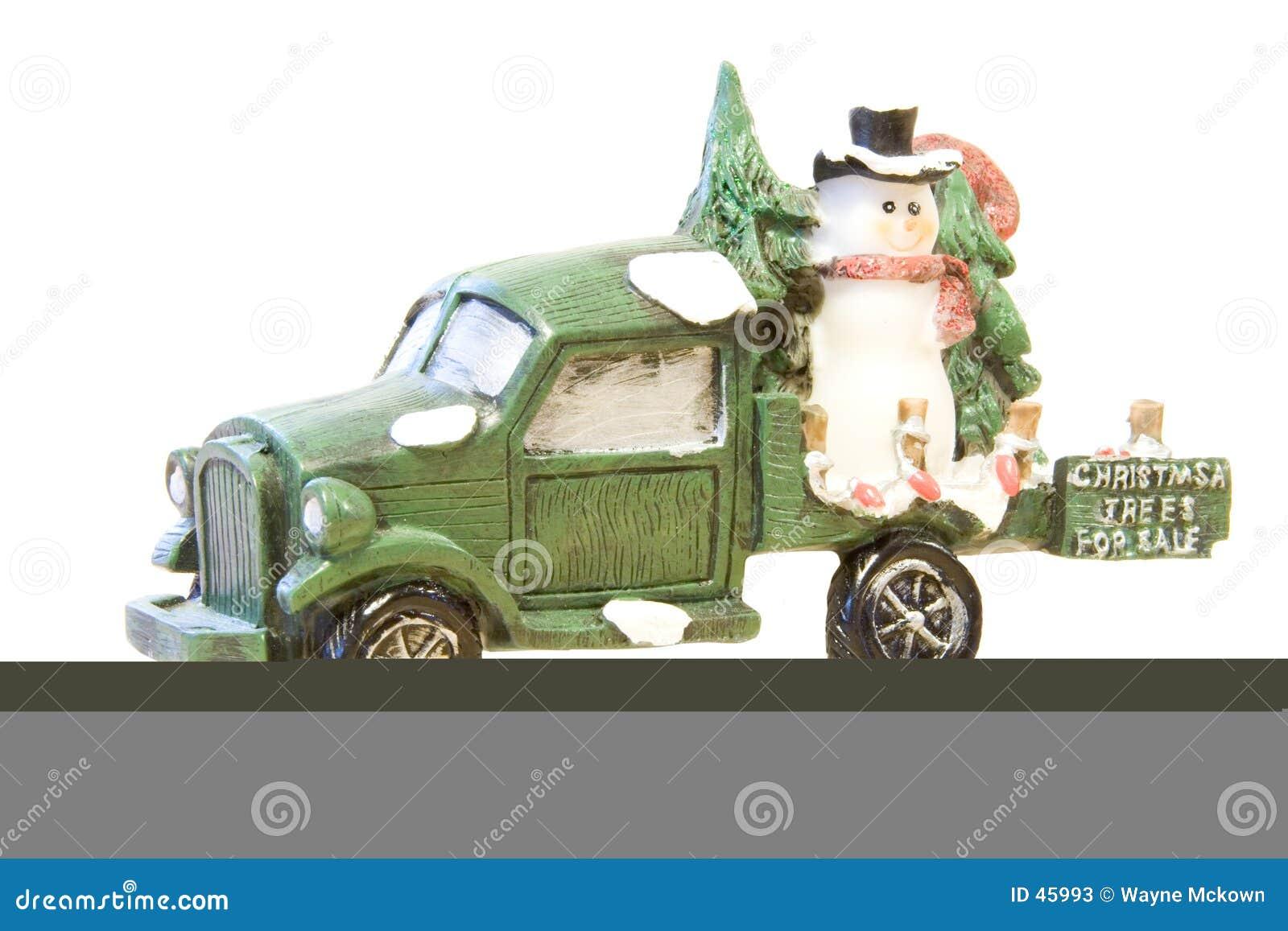 Vendita degli alberi di Natale 4