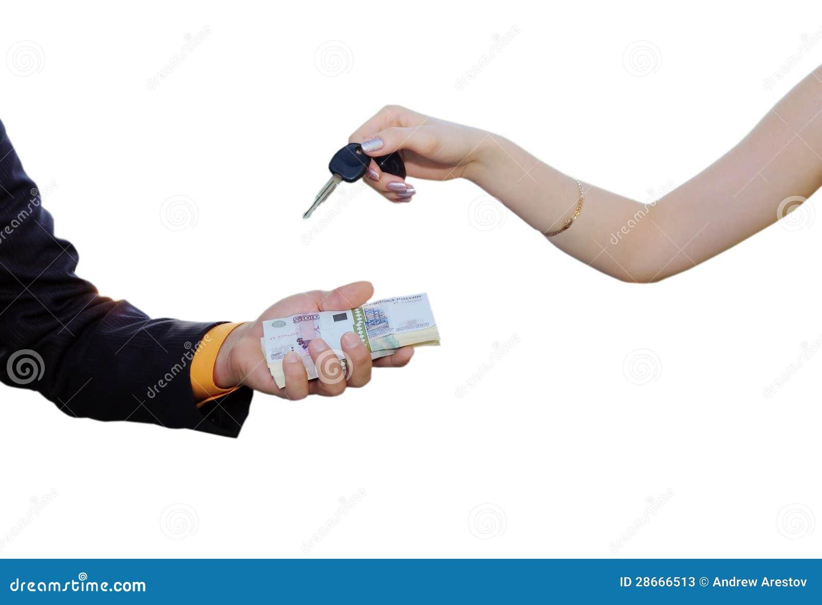 Vendita dell automobile