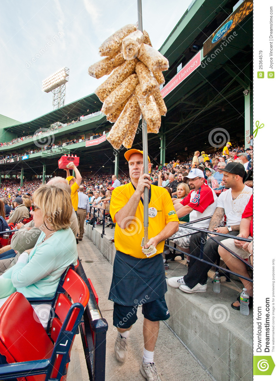 Hot Dog Prices At Fenway Park
