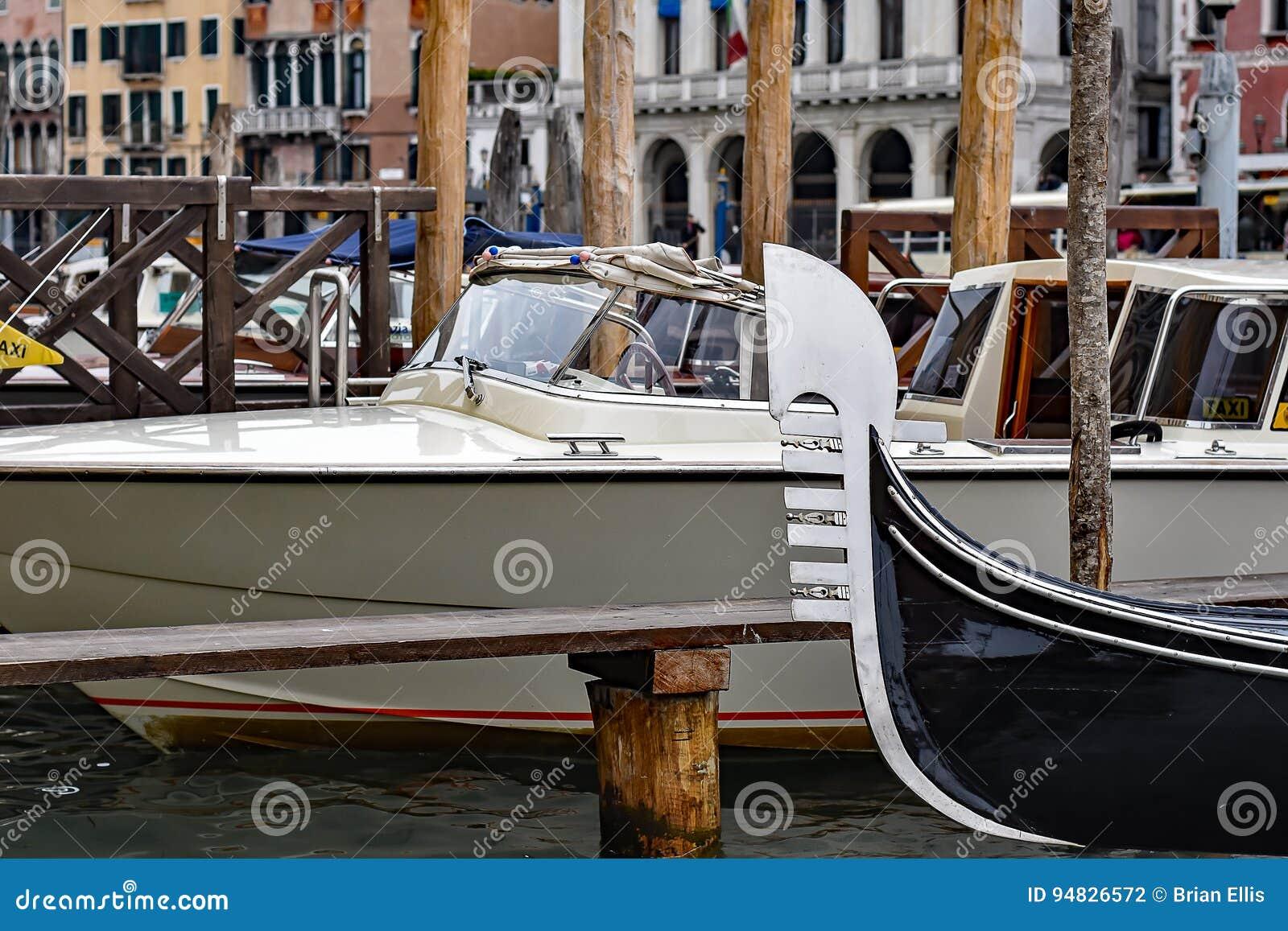 Venedig parkeringsplats