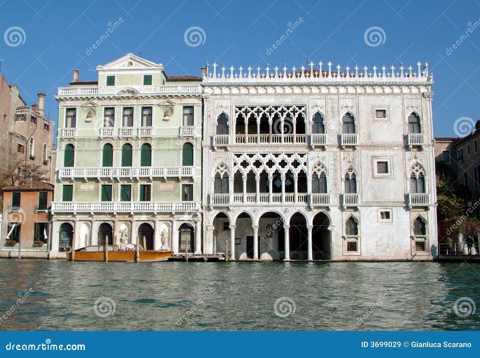 Venedigs alter Palast