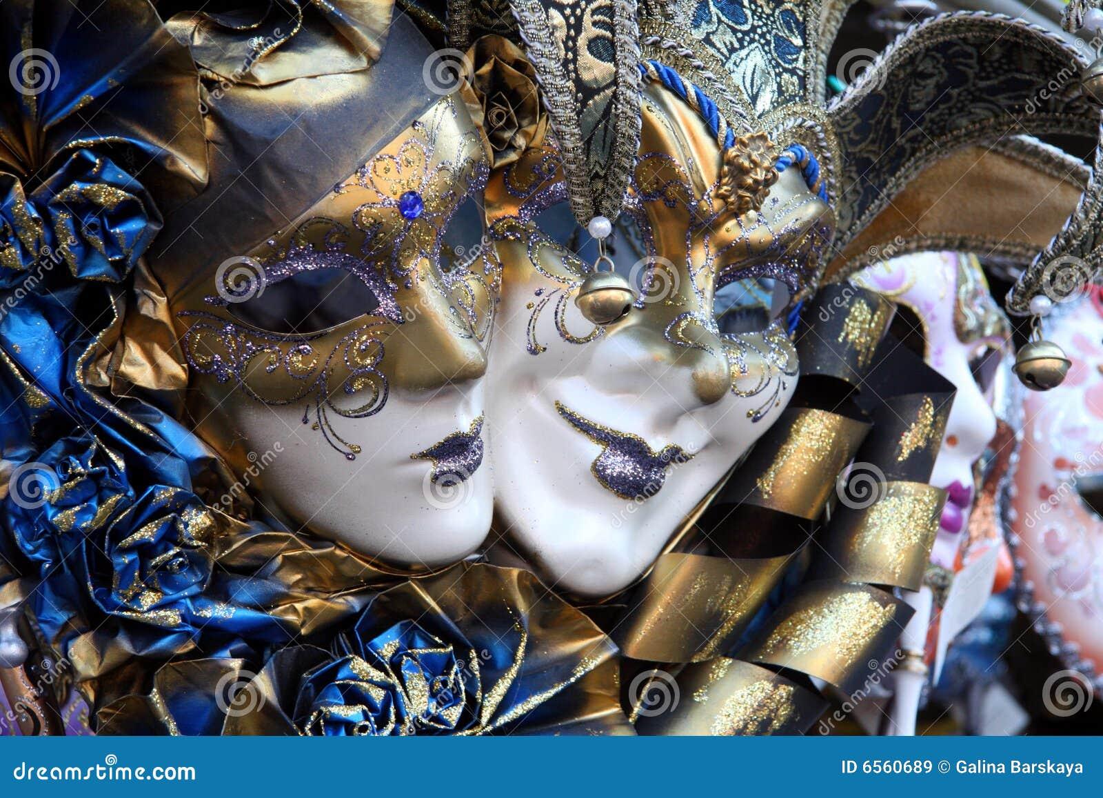 uniek carnaval masker maken