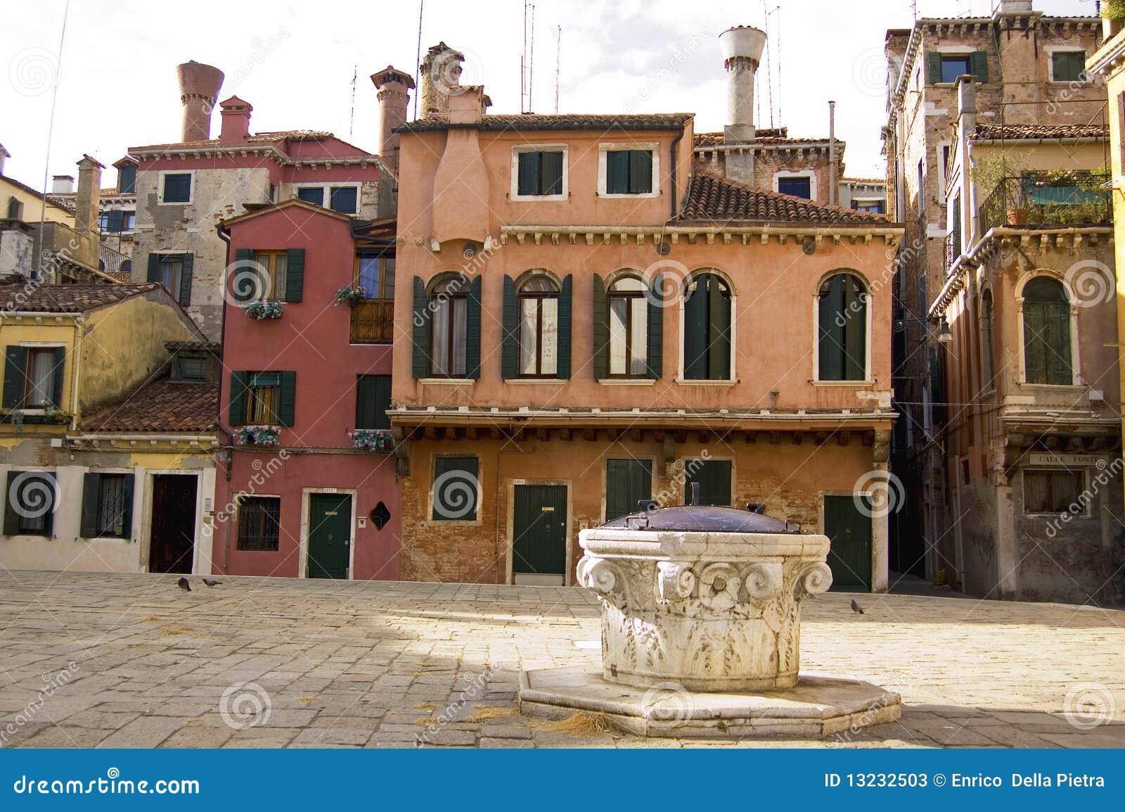 venetian architecture stock image image of touristic
