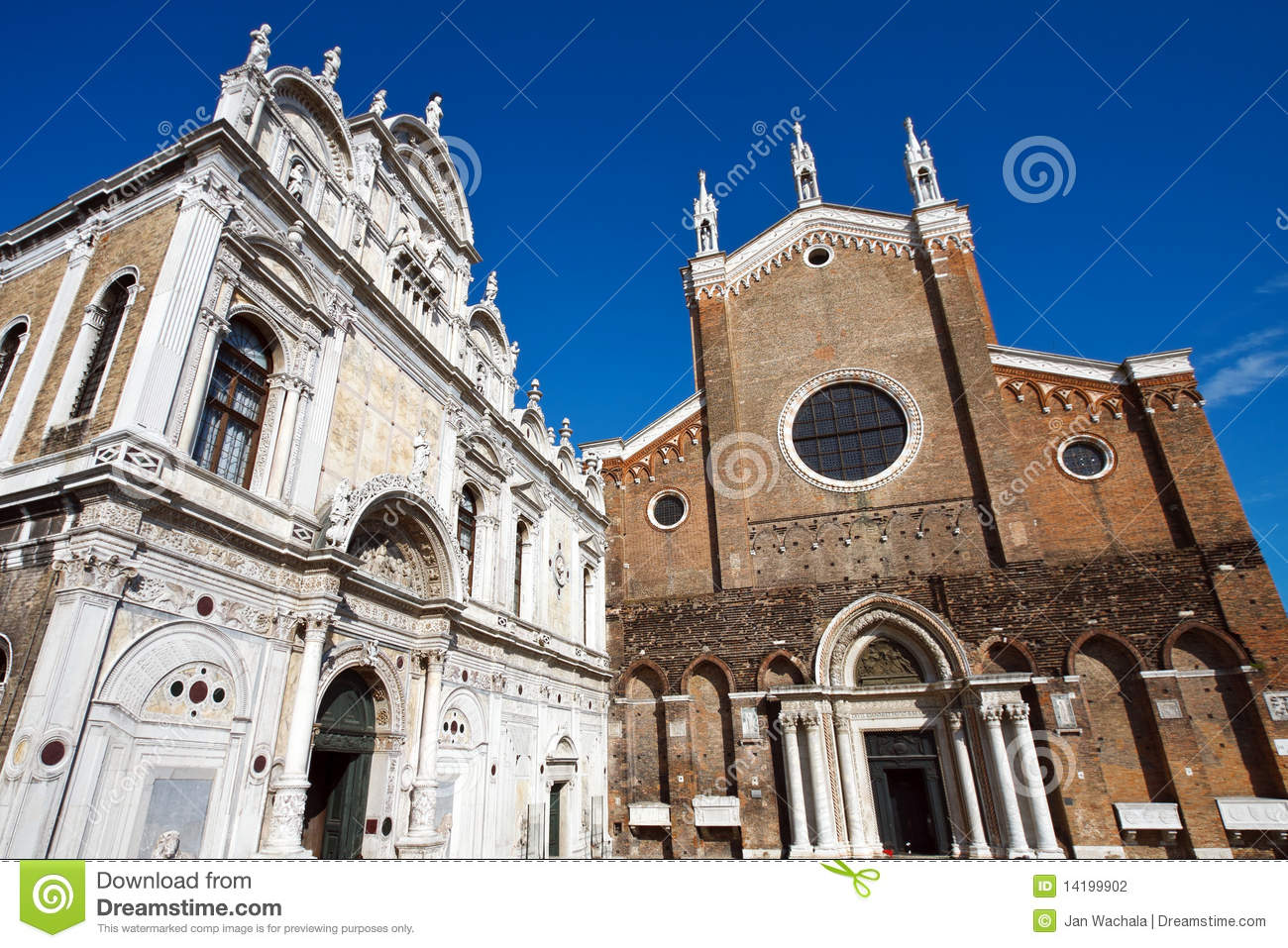 venetian architecture stock photography image 14199902