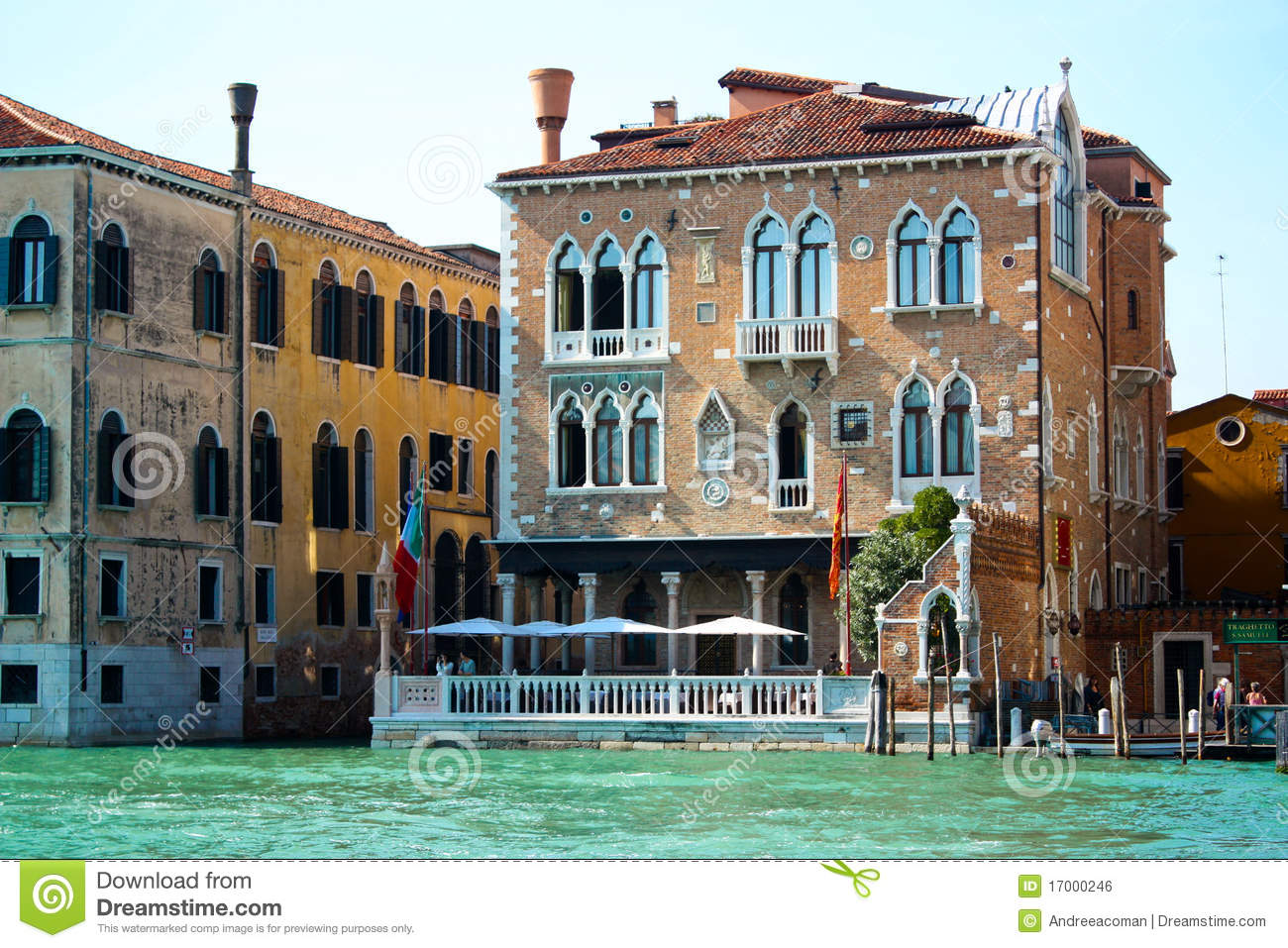venetian architecture royalty free stock image image