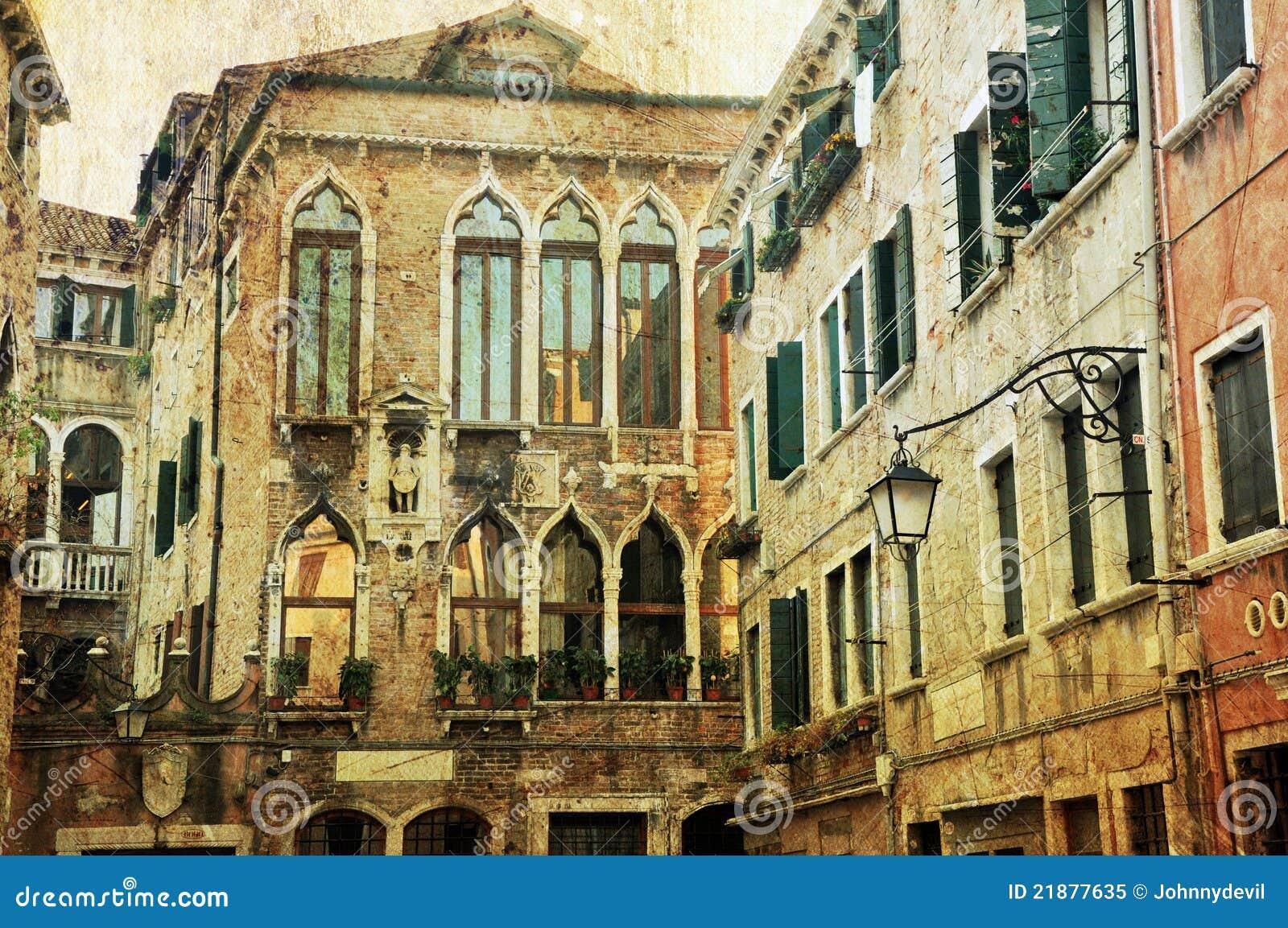 venetian architecture stock photography cartoondealer