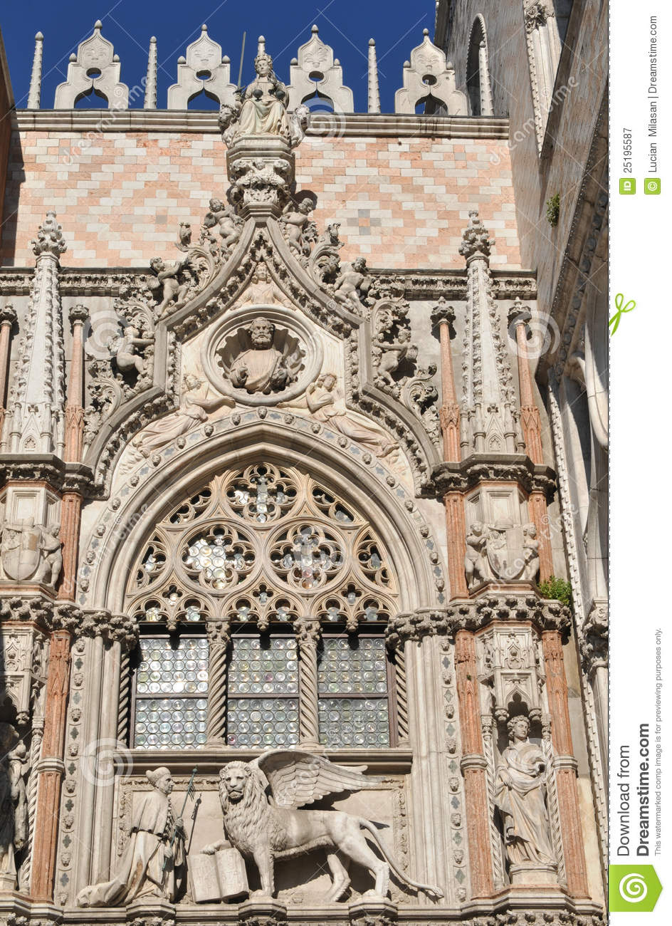 Venetian architecture stock image image of architecture for Architecture venise