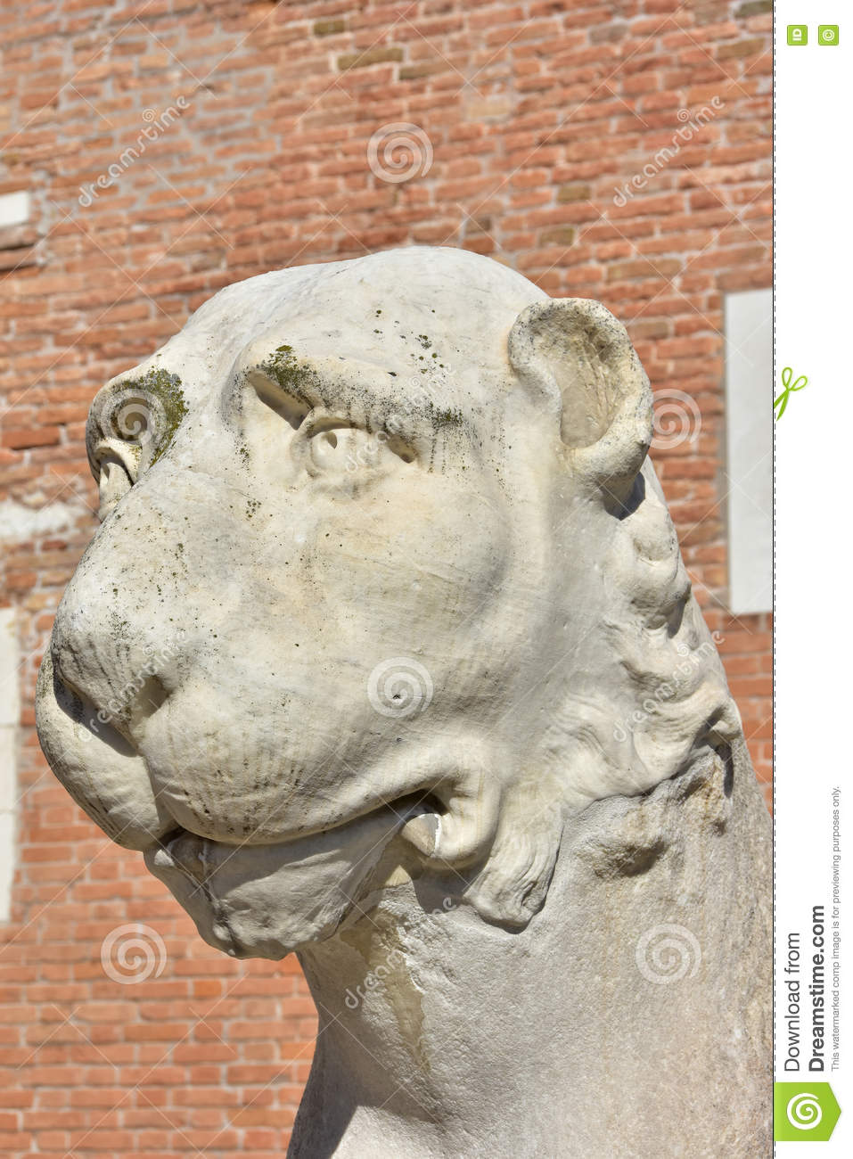 Venetian Arsenal Lion