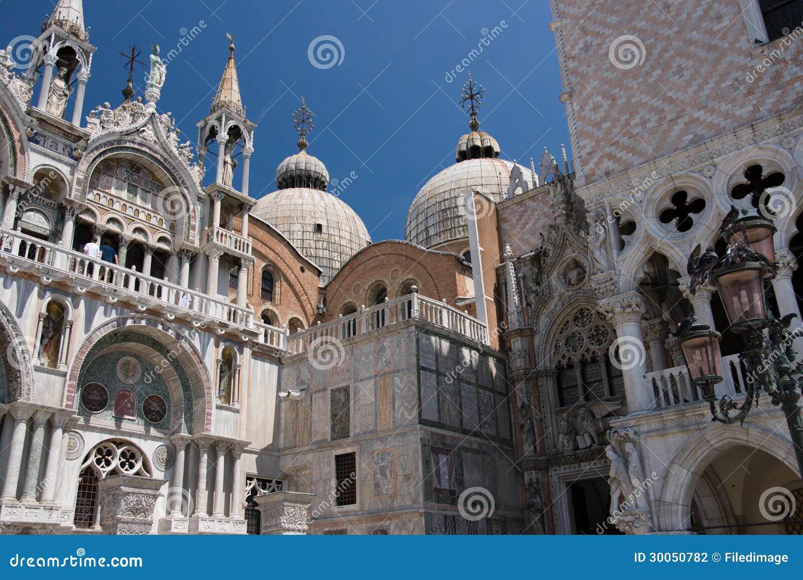 venetian buildings stock photography image 30050782