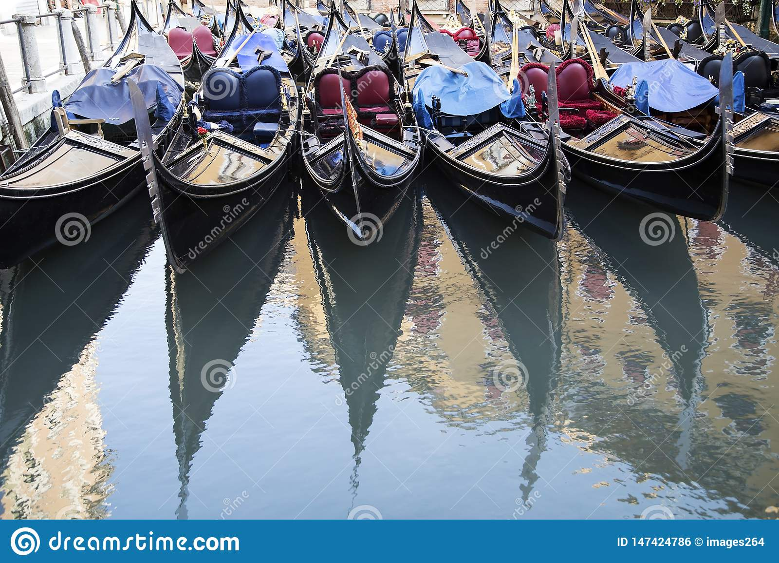 Venetian gondoler