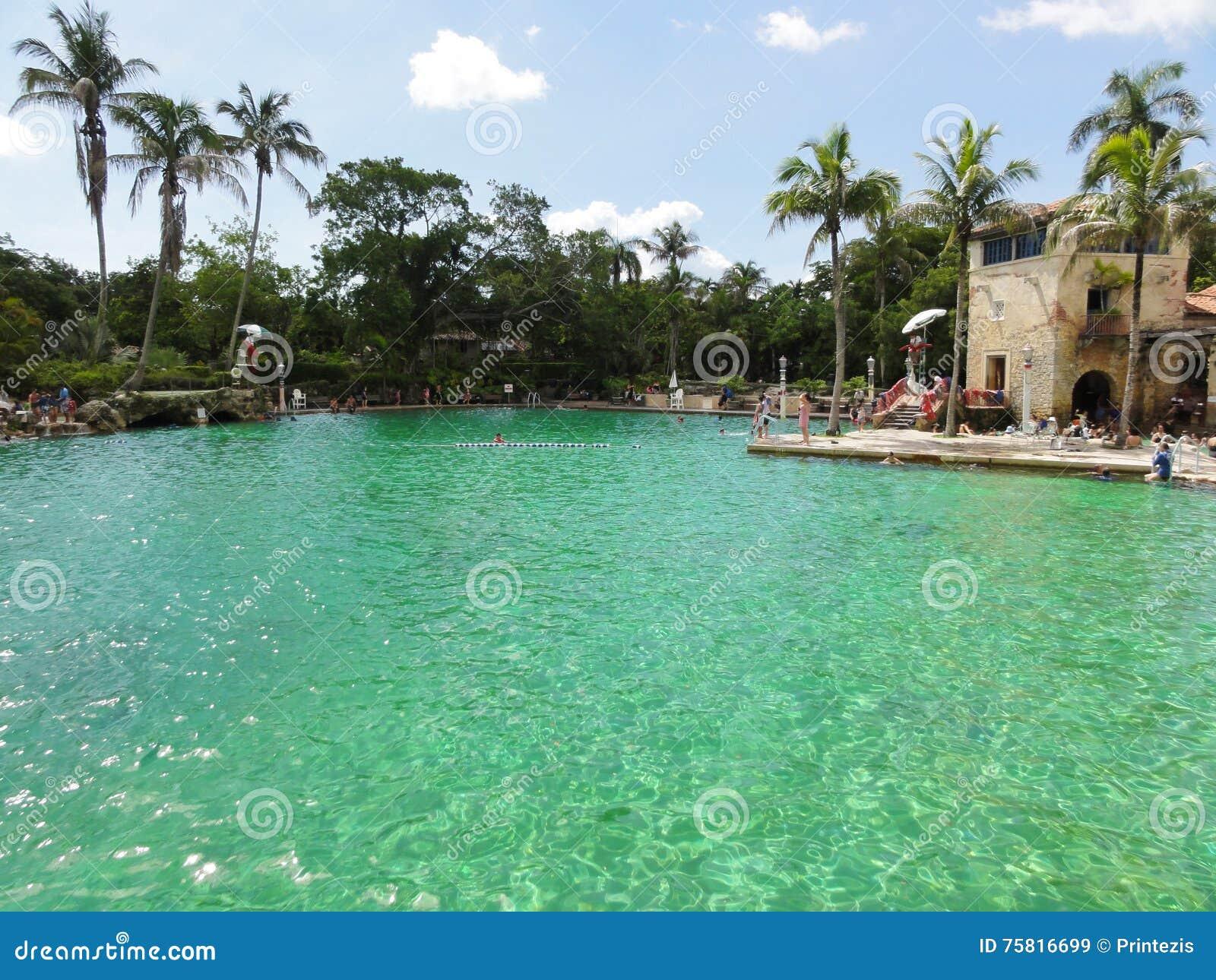 Venetian Pool - Historic Florida - Coral Gables