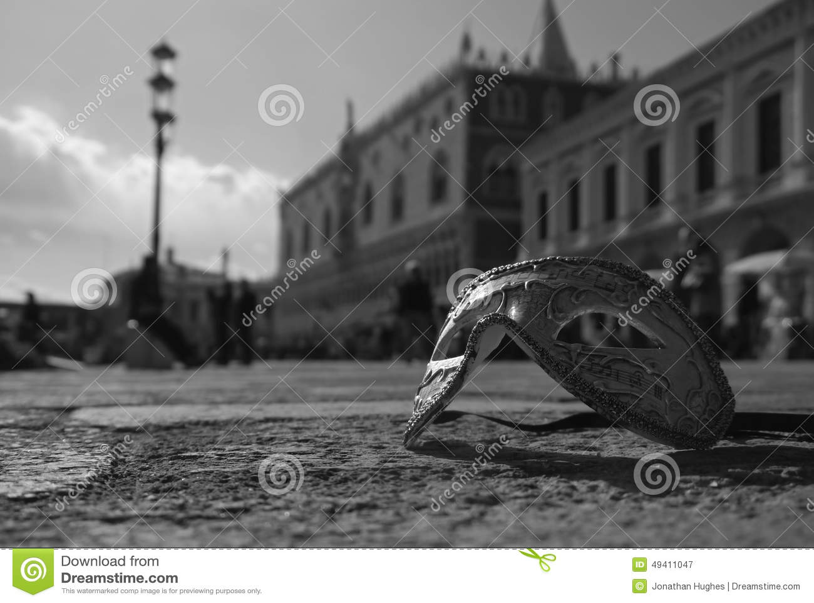 Download Venetianische Maske, Venedig Stockbild - Bild von d0, maskerade: 49411047