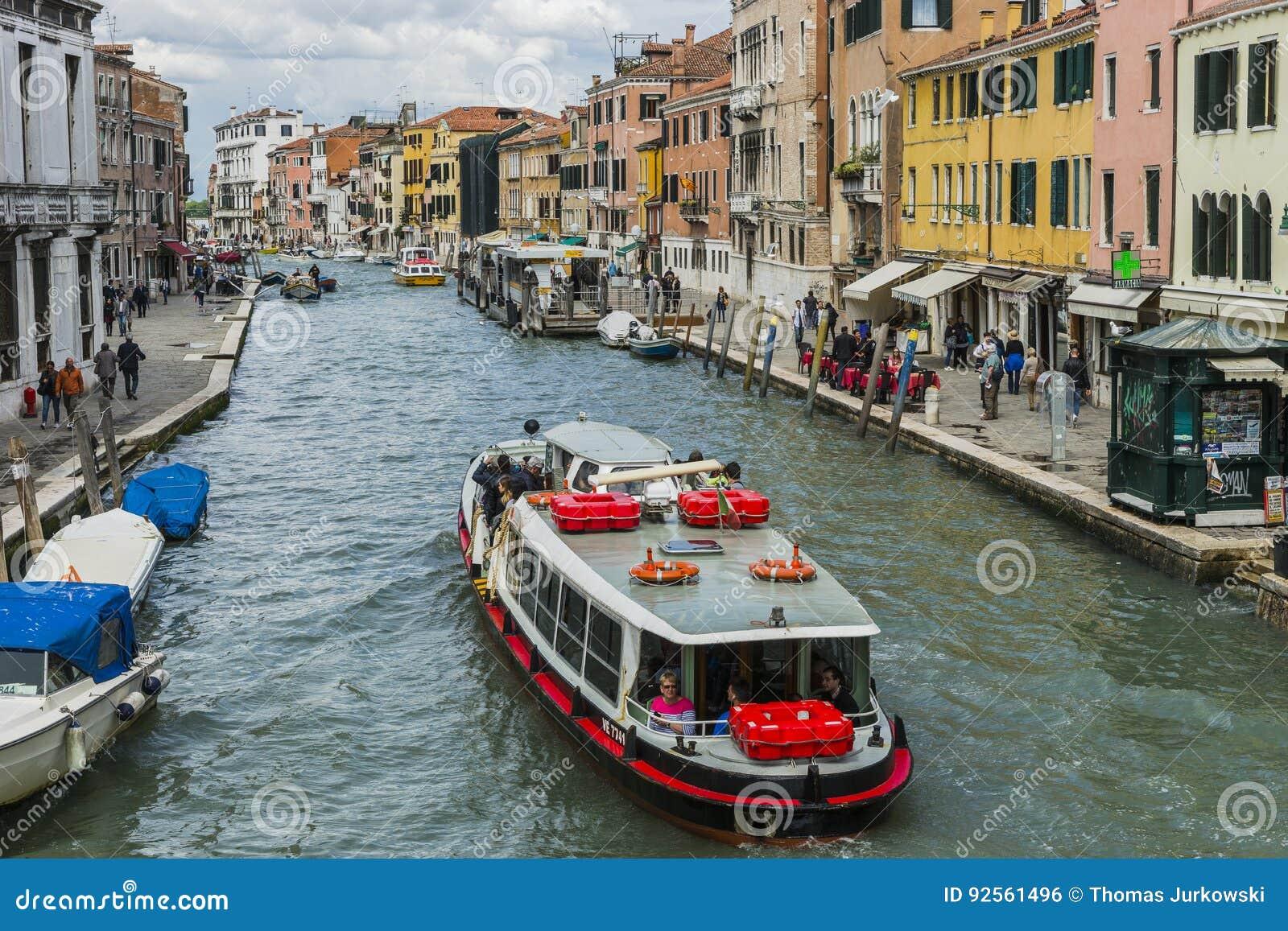 Veneza em Italy