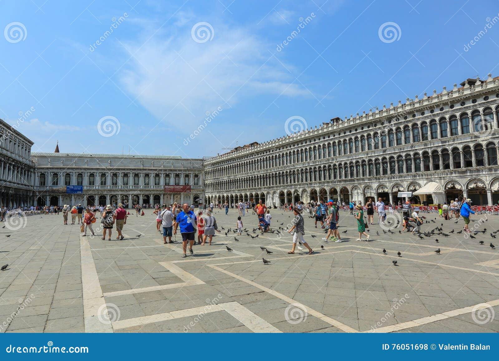 Veneza - praça San Marco