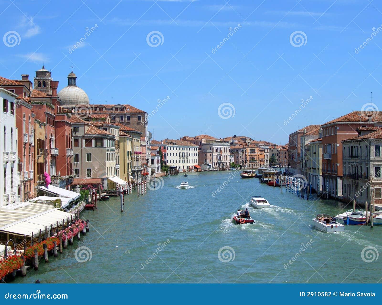 Venezia, canale gran