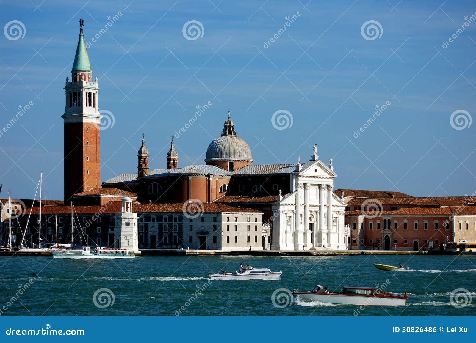 Venezia, Italia: Chiesa di San Giorgia Maggiore
