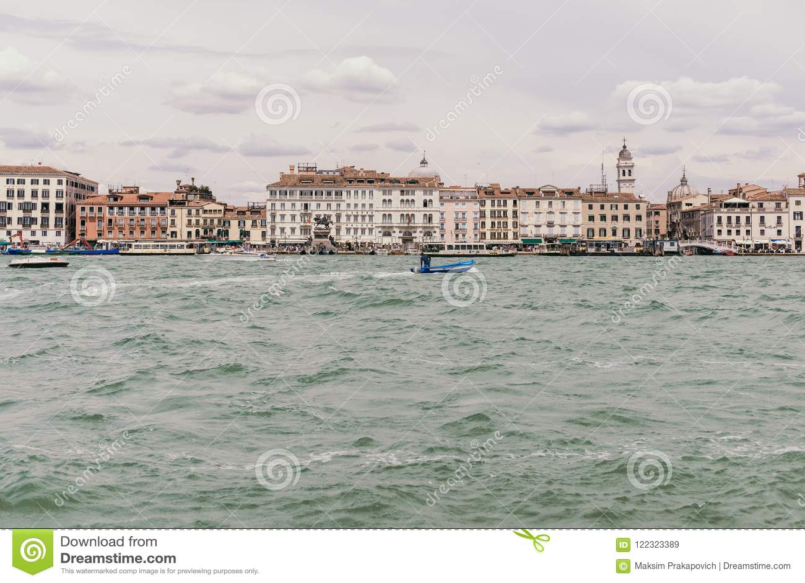 Venezia port