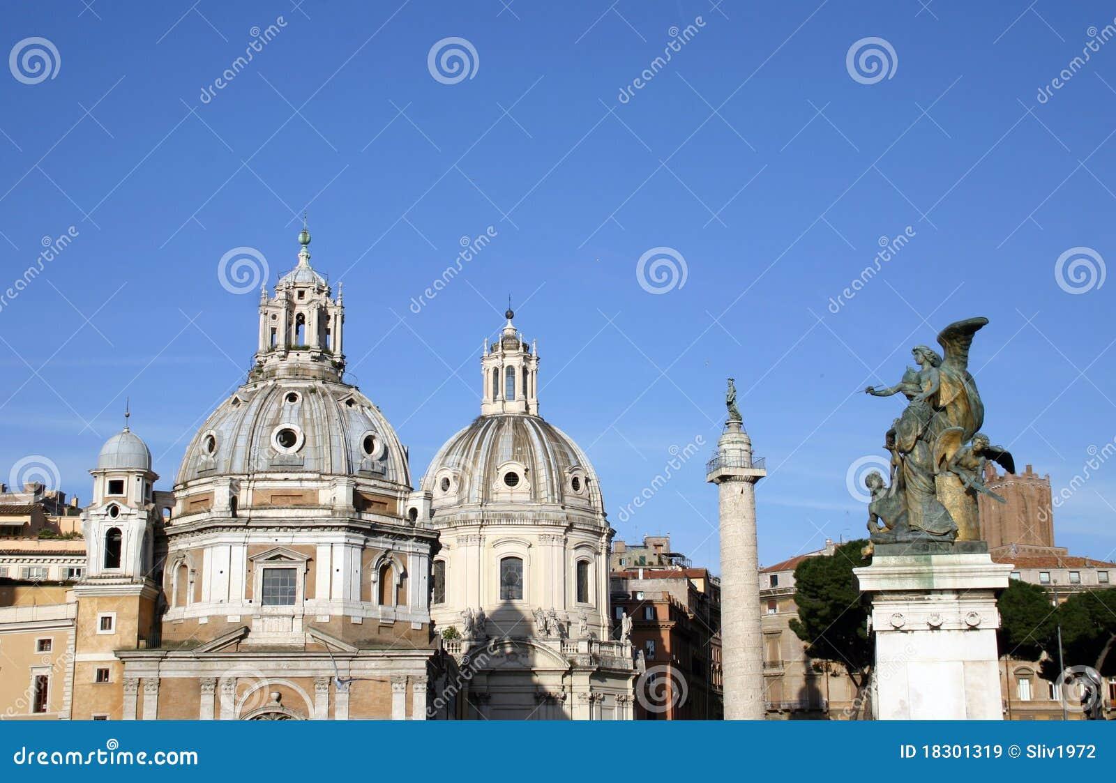 Venezia s square in Rome