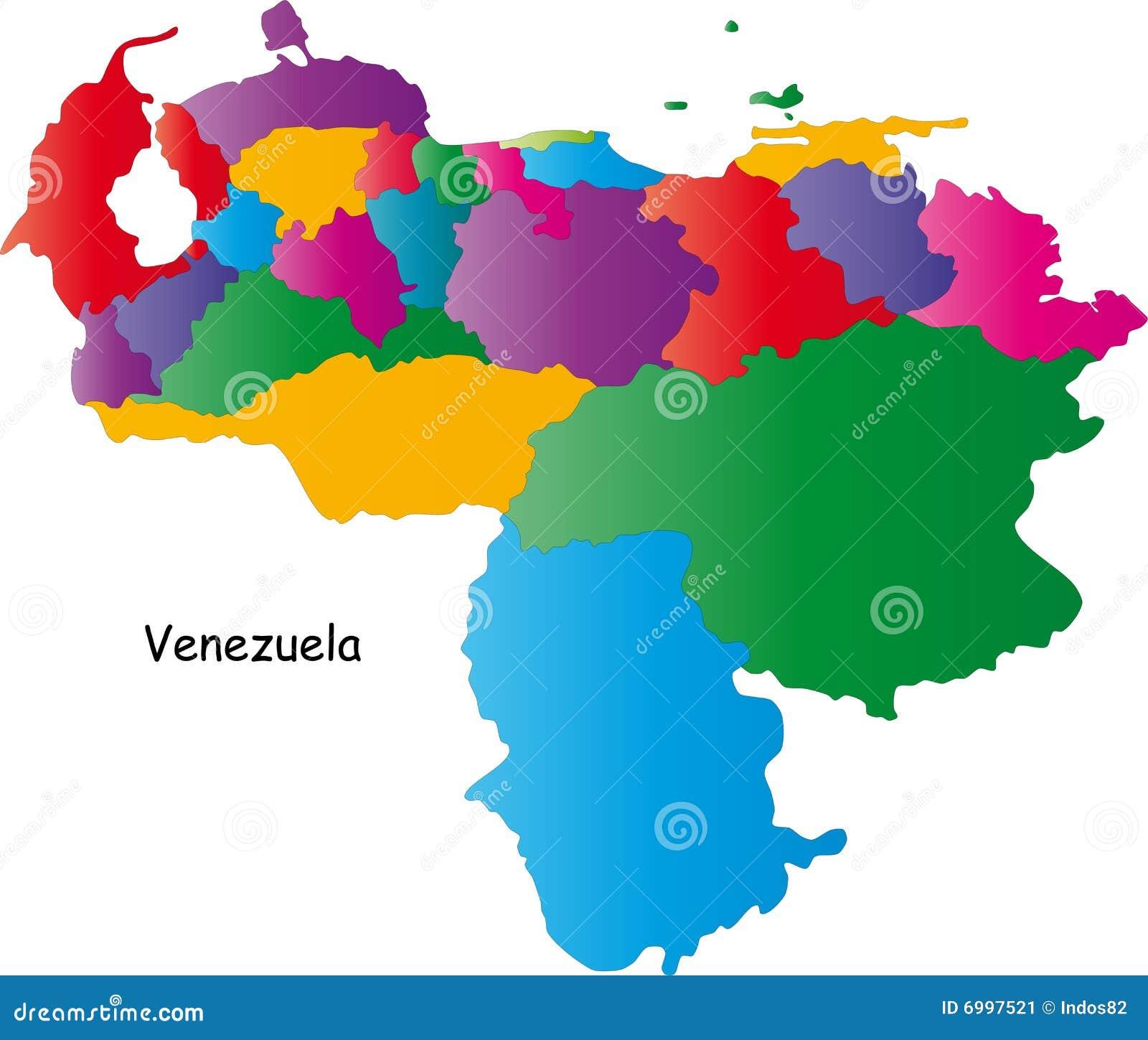 Venezuela colorido