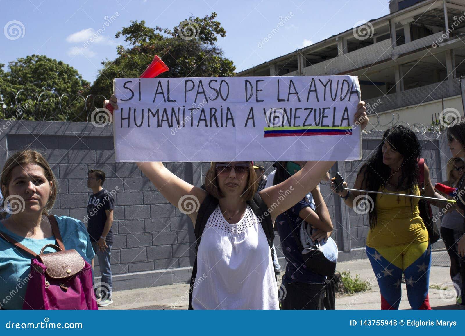 Venezuela-Stromausfälle: Proteste brechen in Venezuela über Stromausfall aus