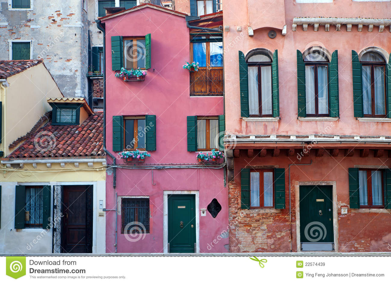 Venice architecture royalty free stock images image for Architecture venise