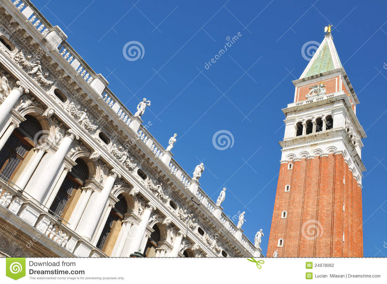 Venice architecture stock photography image 24978062 for Architecture venise