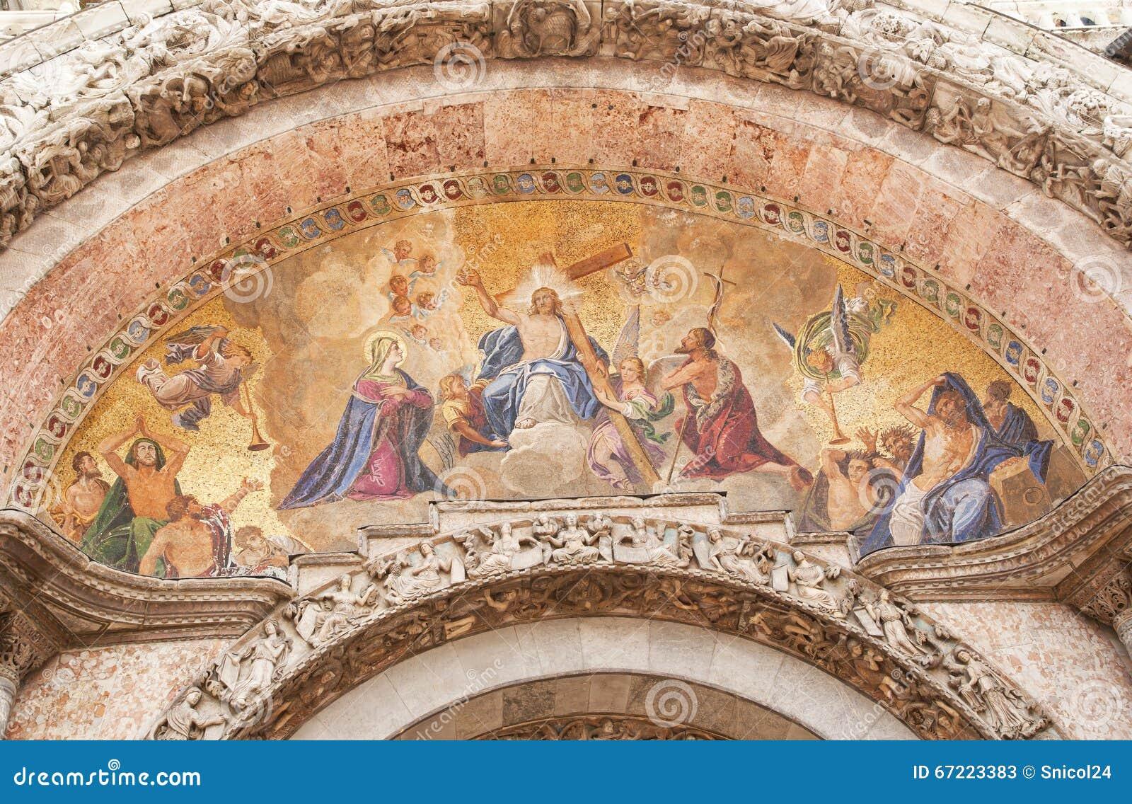 Basilica San Marco Royalty-Free Stock Image  CartoonDealer.com #80537830
