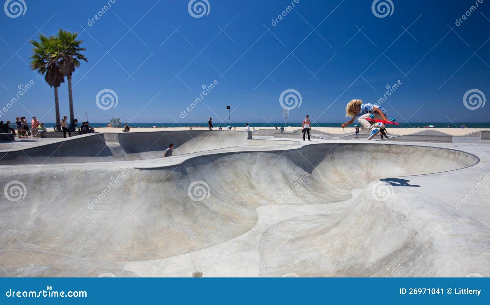 Safety Park Venice Beach