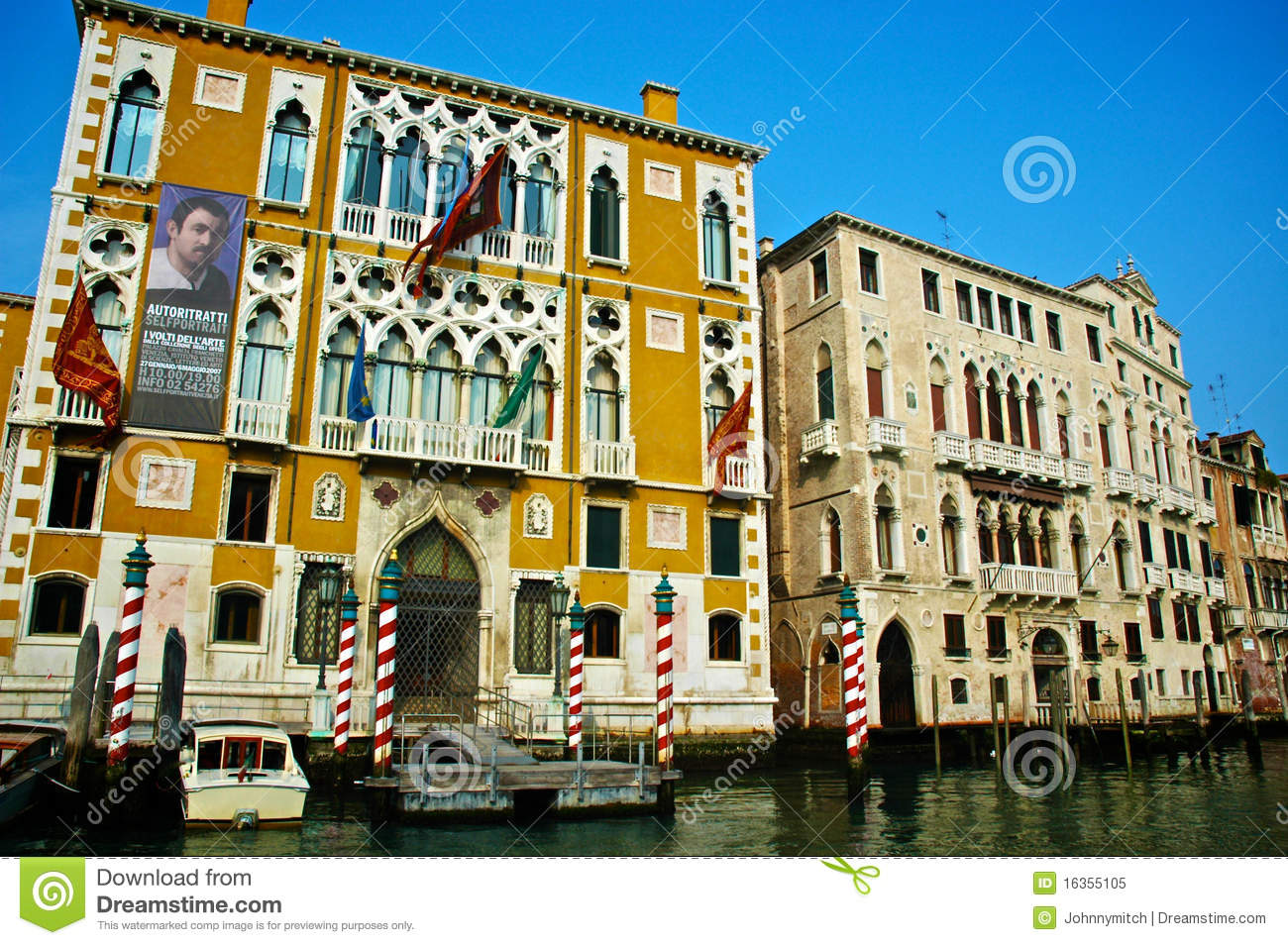 venice buildings editorial image image of medieval grand
