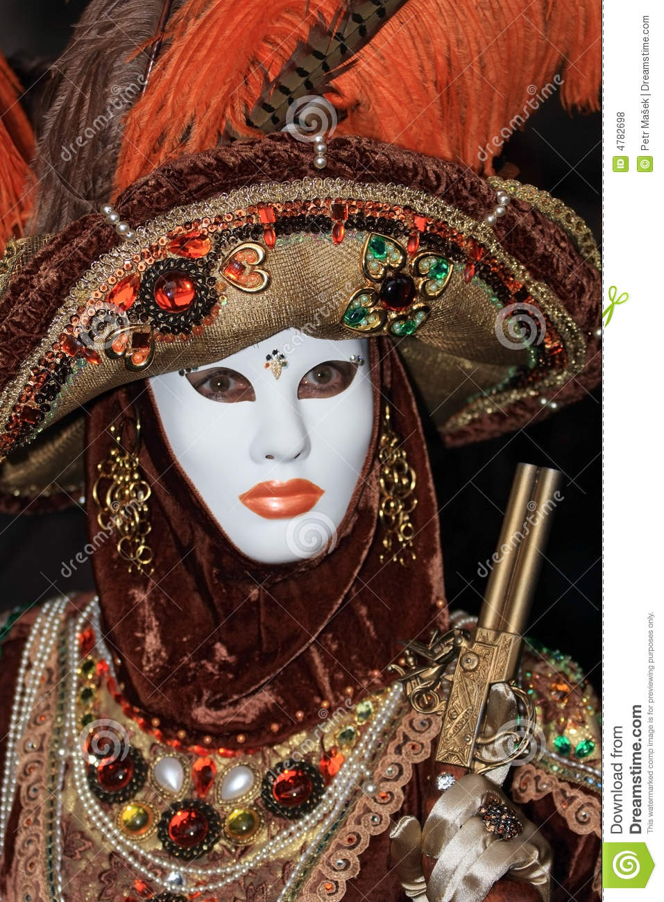 Venice Carnival 2008 Stock Photo, Royalty Free Image: 16192553 - Alamy