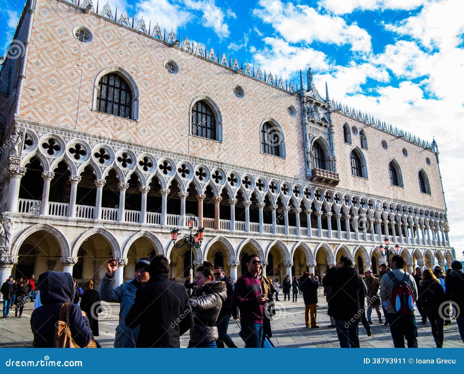 Venice Doge s Palace