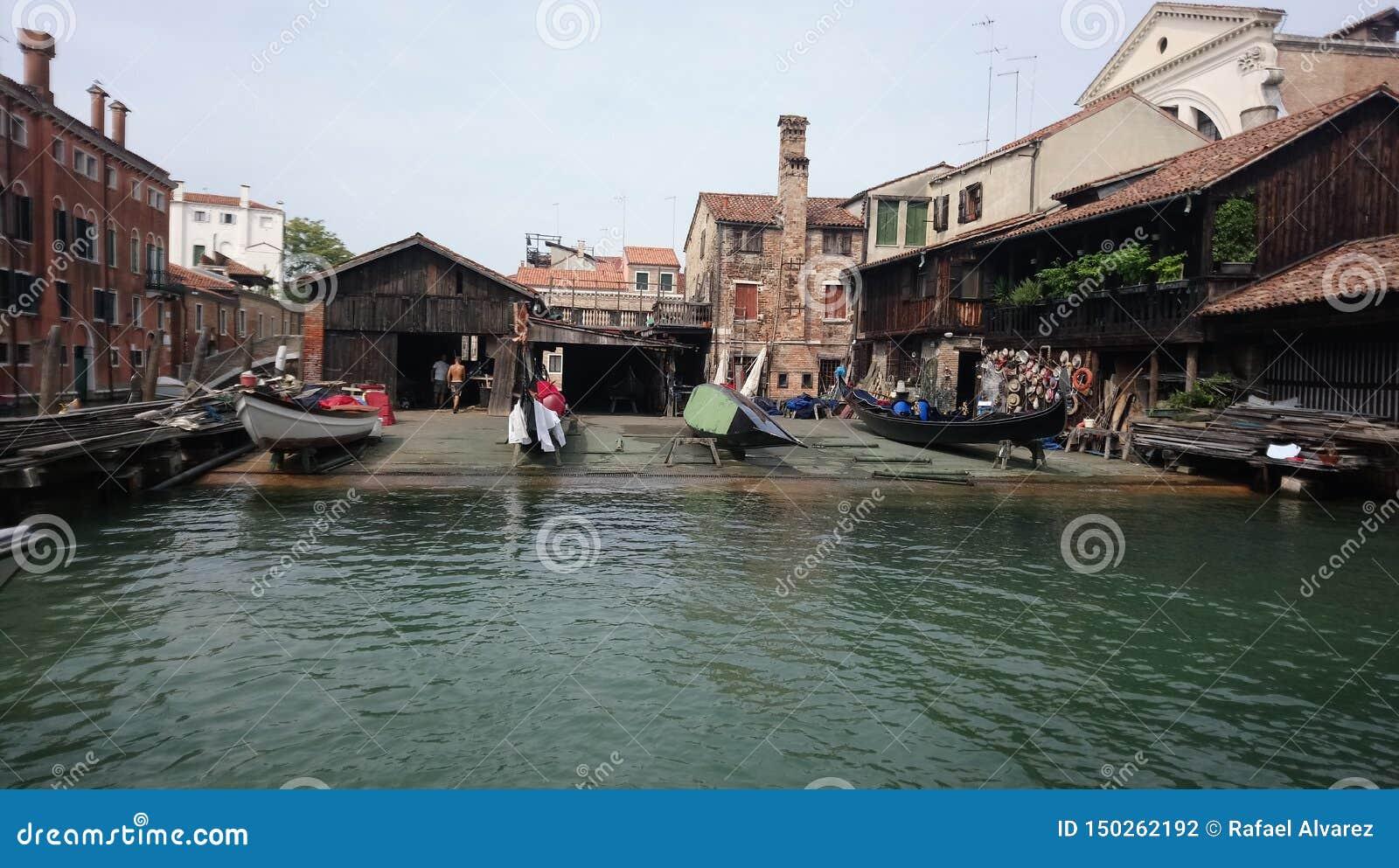 Venice on September