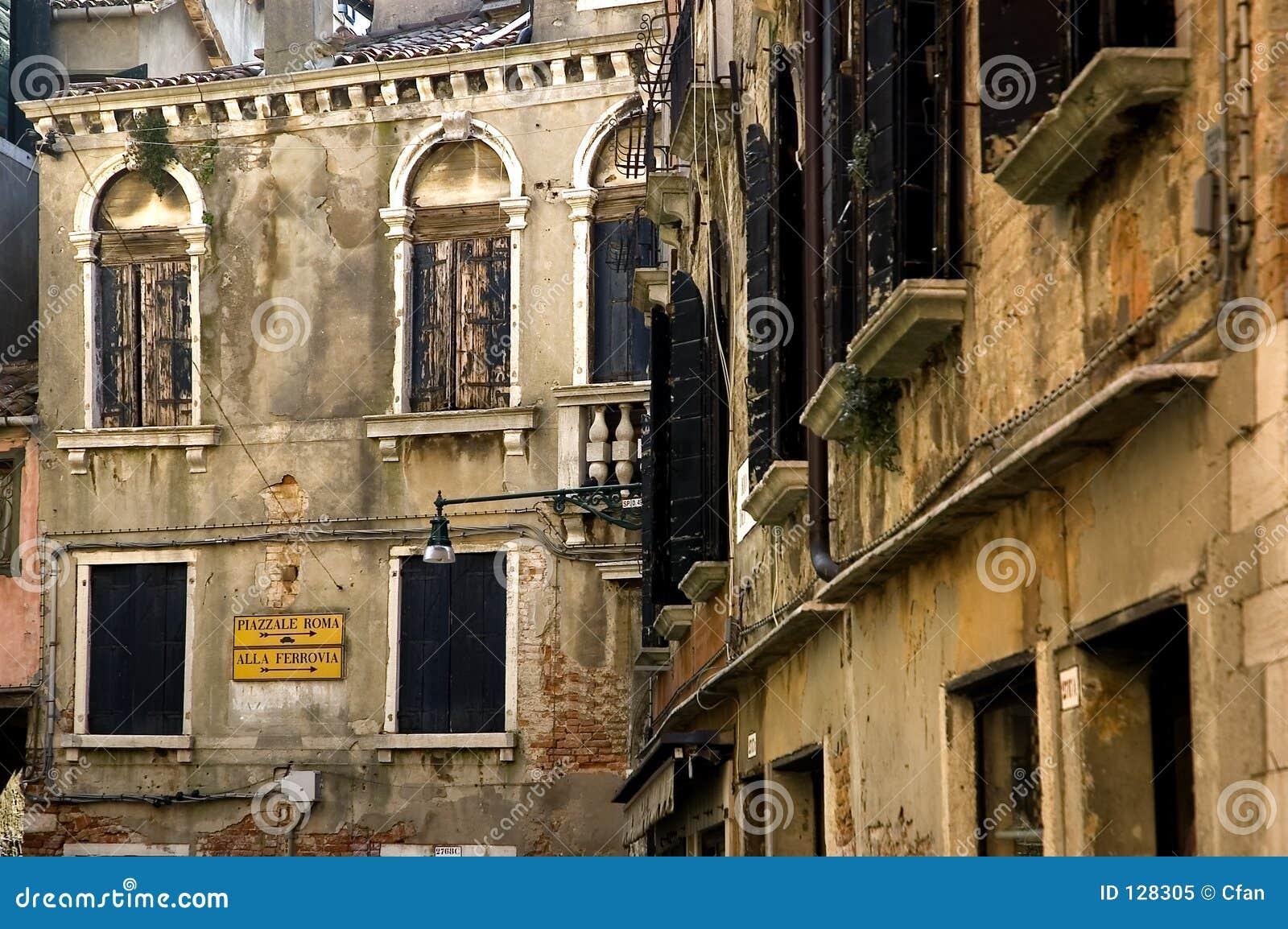 Vensters van Venetië