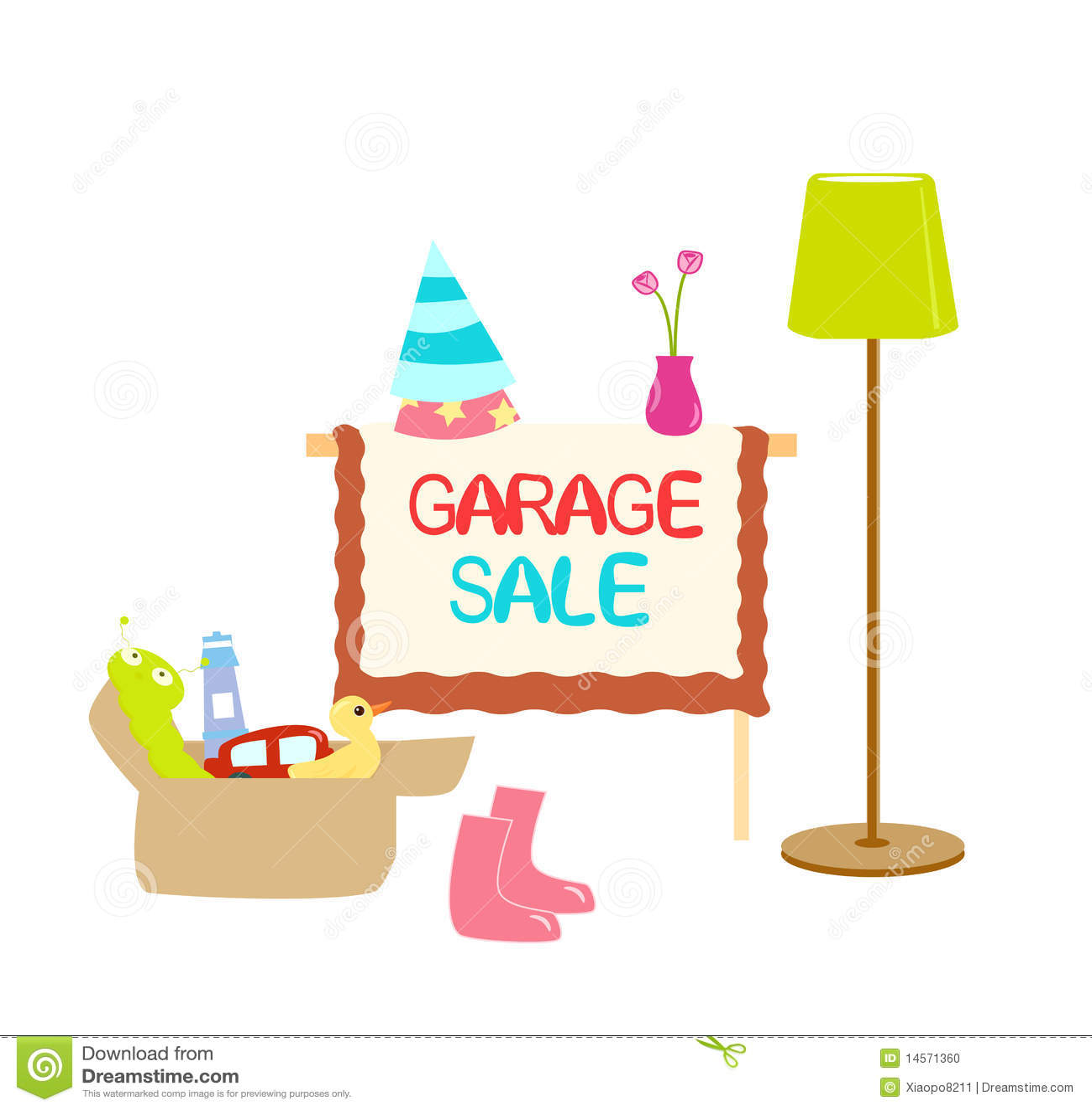Venta de garage foto de archivo imagen 14571360 for Compra de garaje