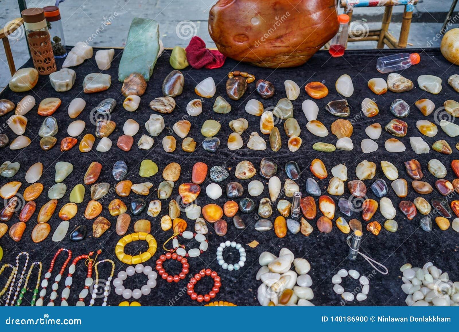 Venta de piedras preciosas