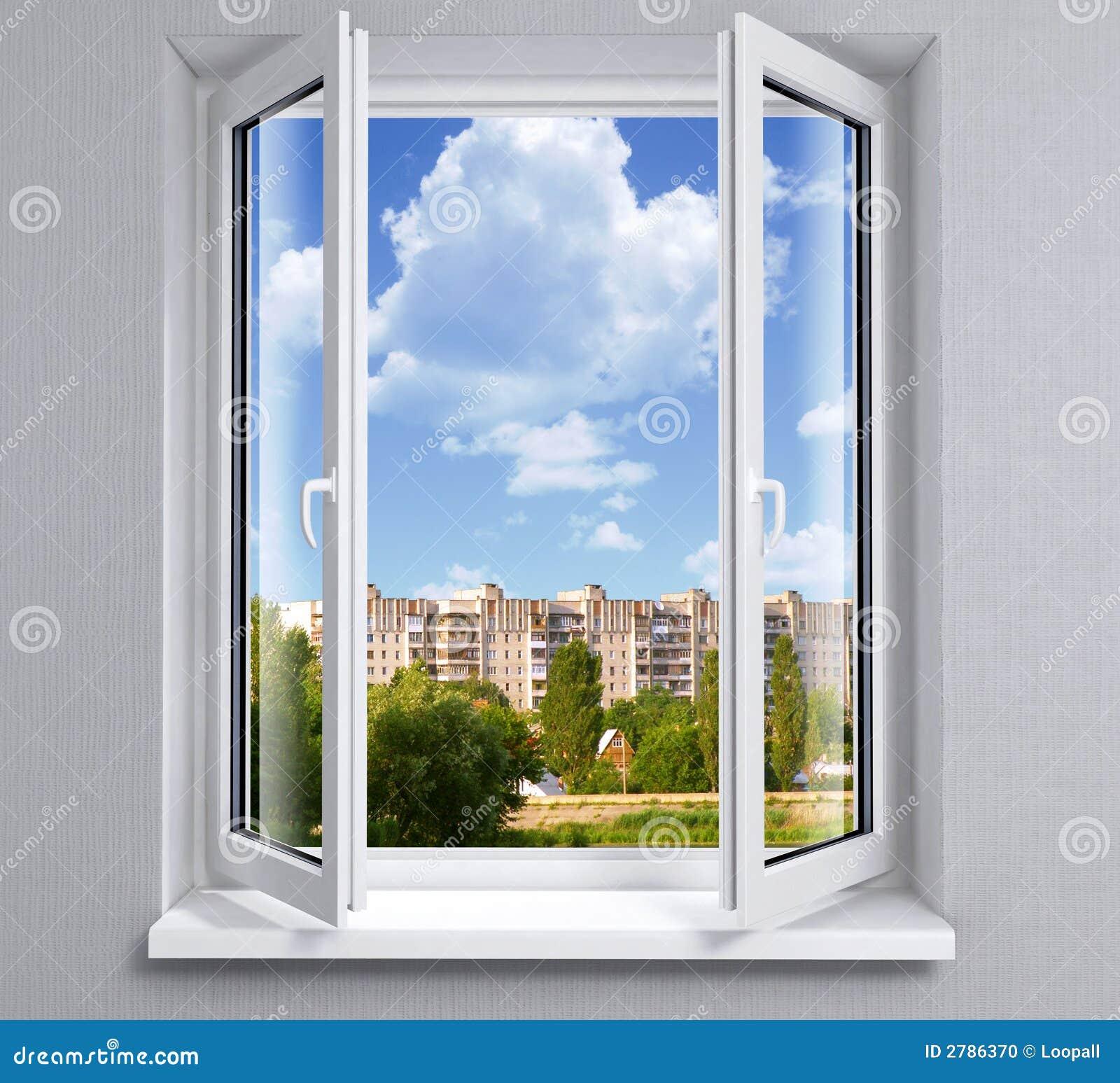 Ventana abierta foto de archivo imagen de dreaming for The ventana