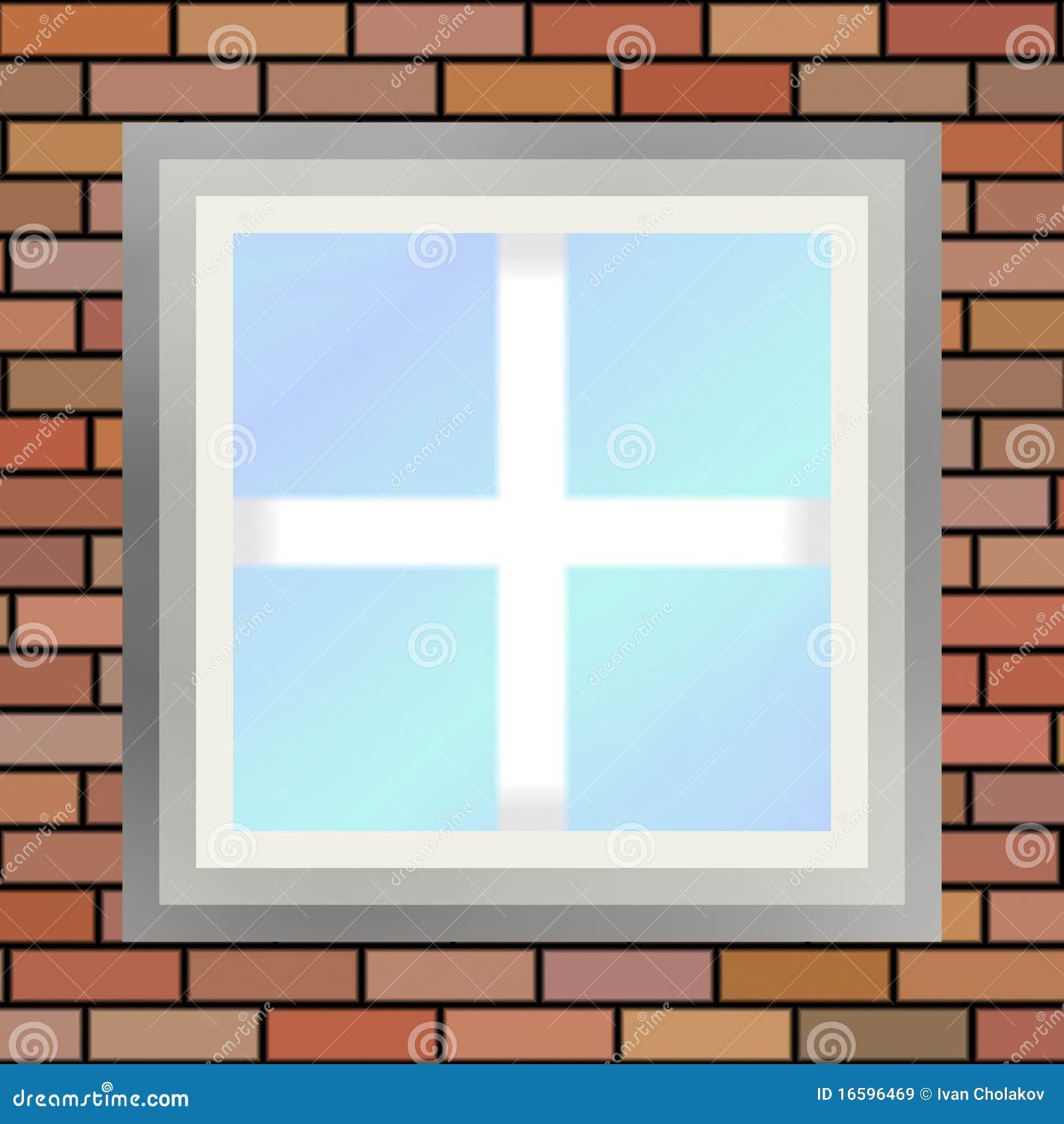 Ventana cuadrada stock de ilustraci n ilustraci n de for The ventana