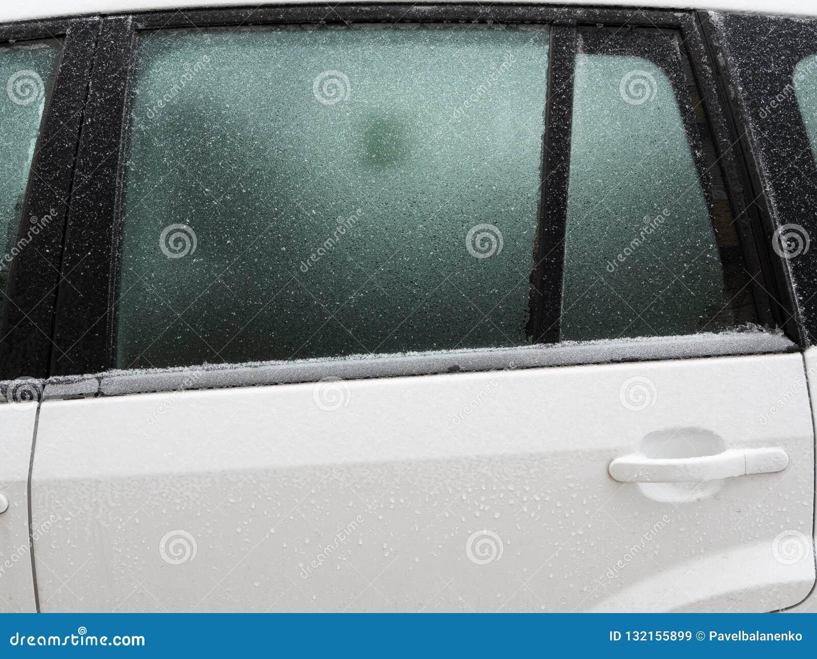 Raspador de hielo para parabrisas y ventanas laterales