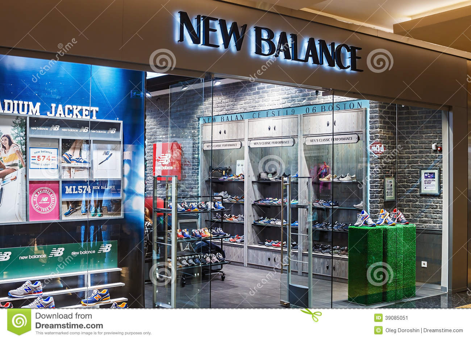 new balance tienda