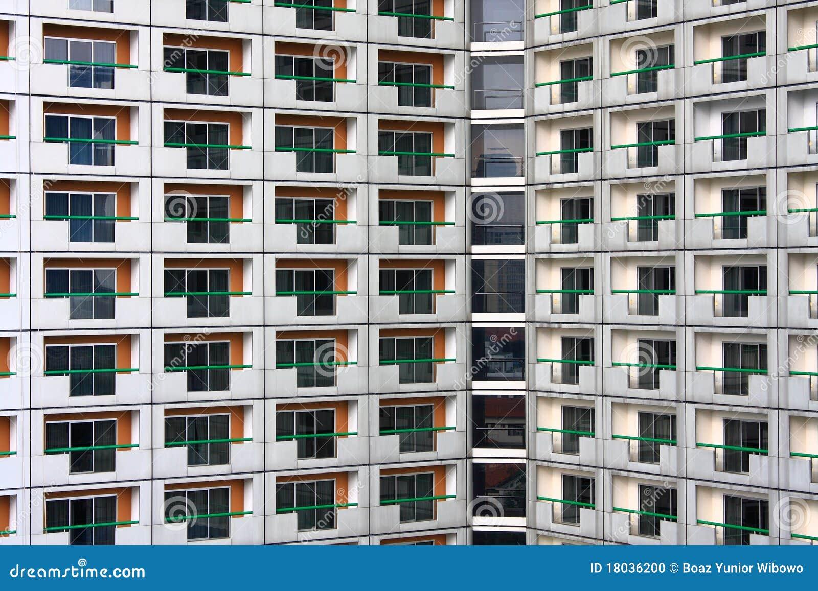 Ventanas Del Hotel De 48