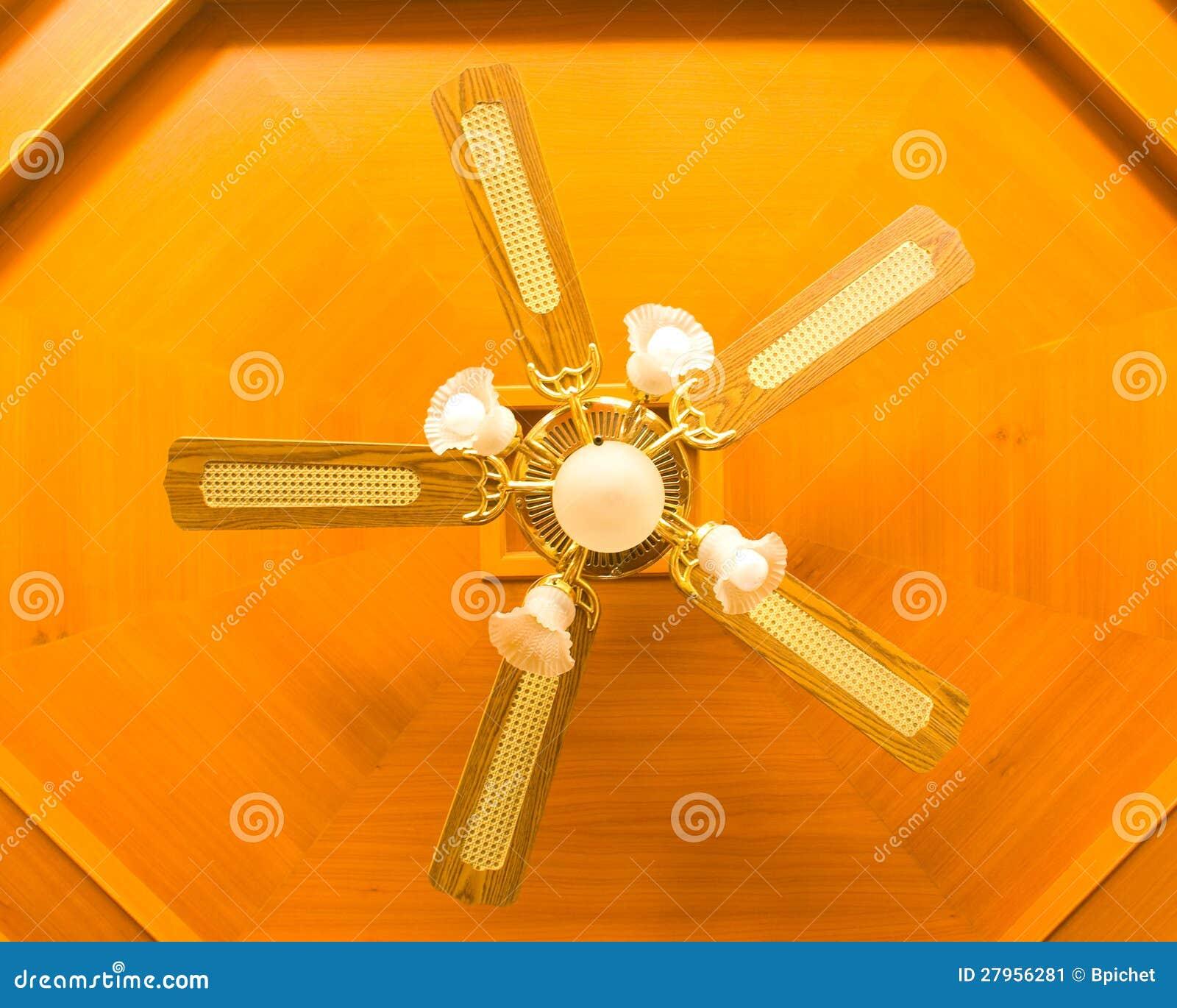 Ventiladores de techo imagen de archivo imagen 27956281 - Instalacion de ventilador de techo ...