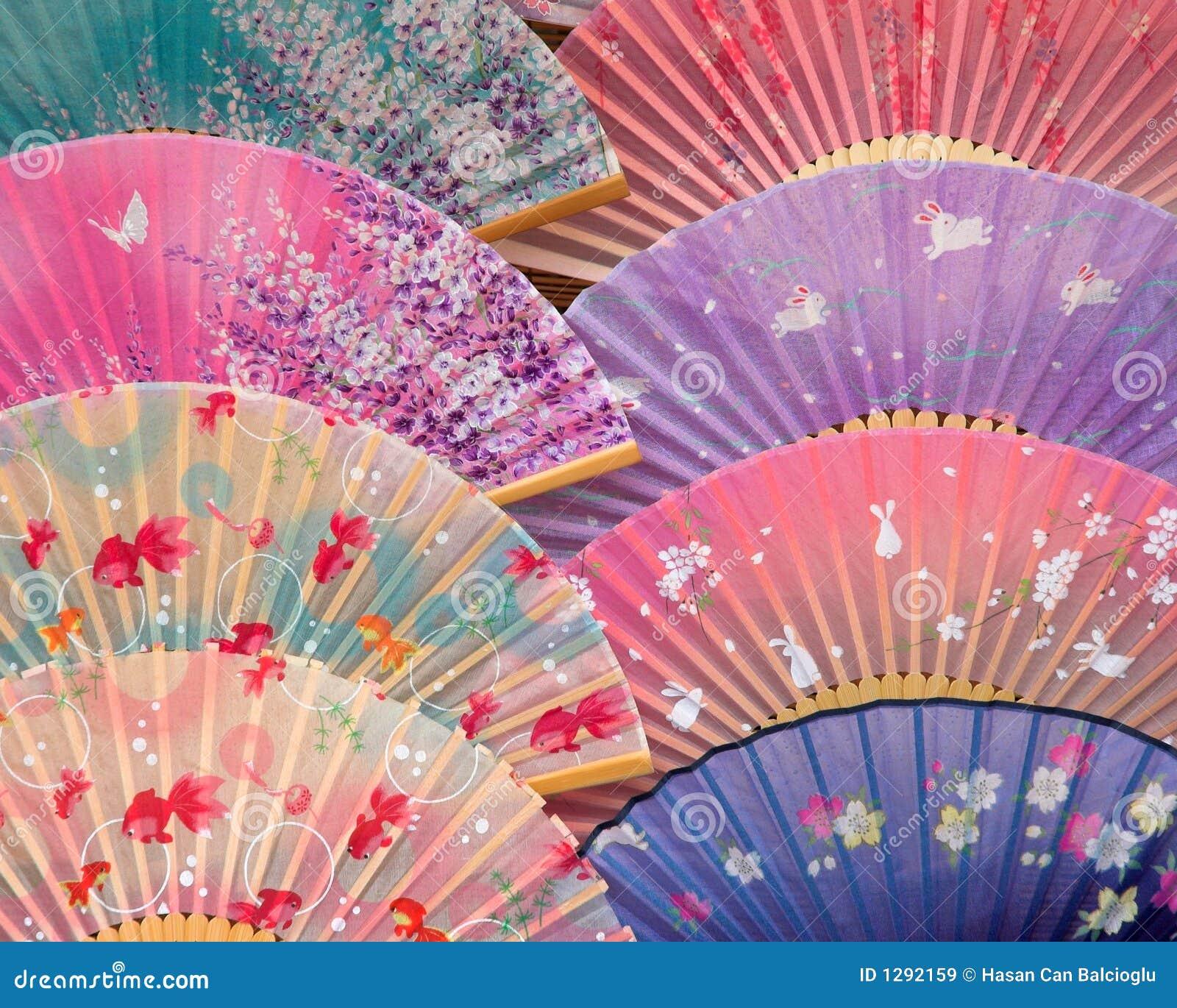 Ventiladores japoneses