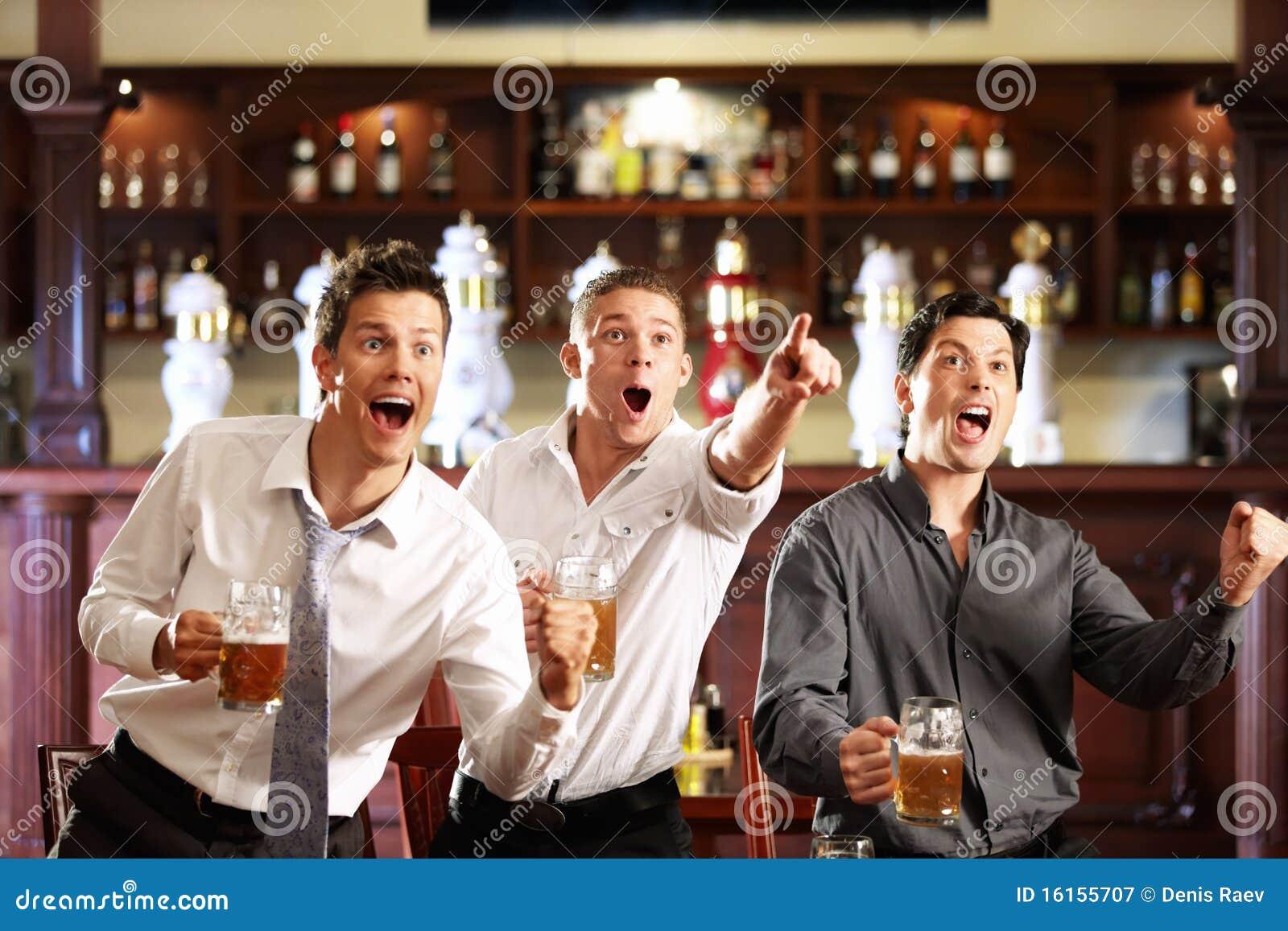 Ventilateurs au pub