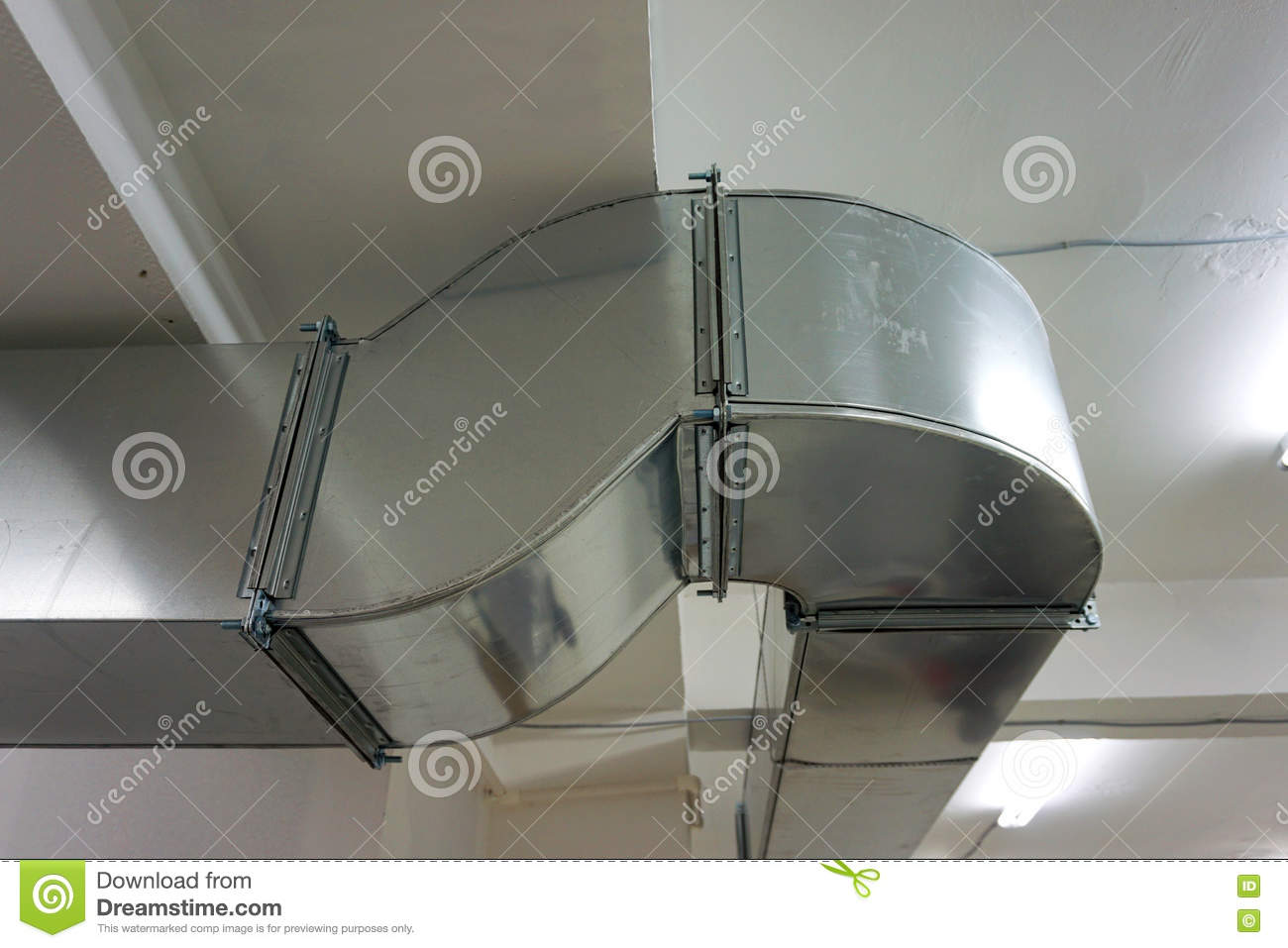 Ventilation ducts